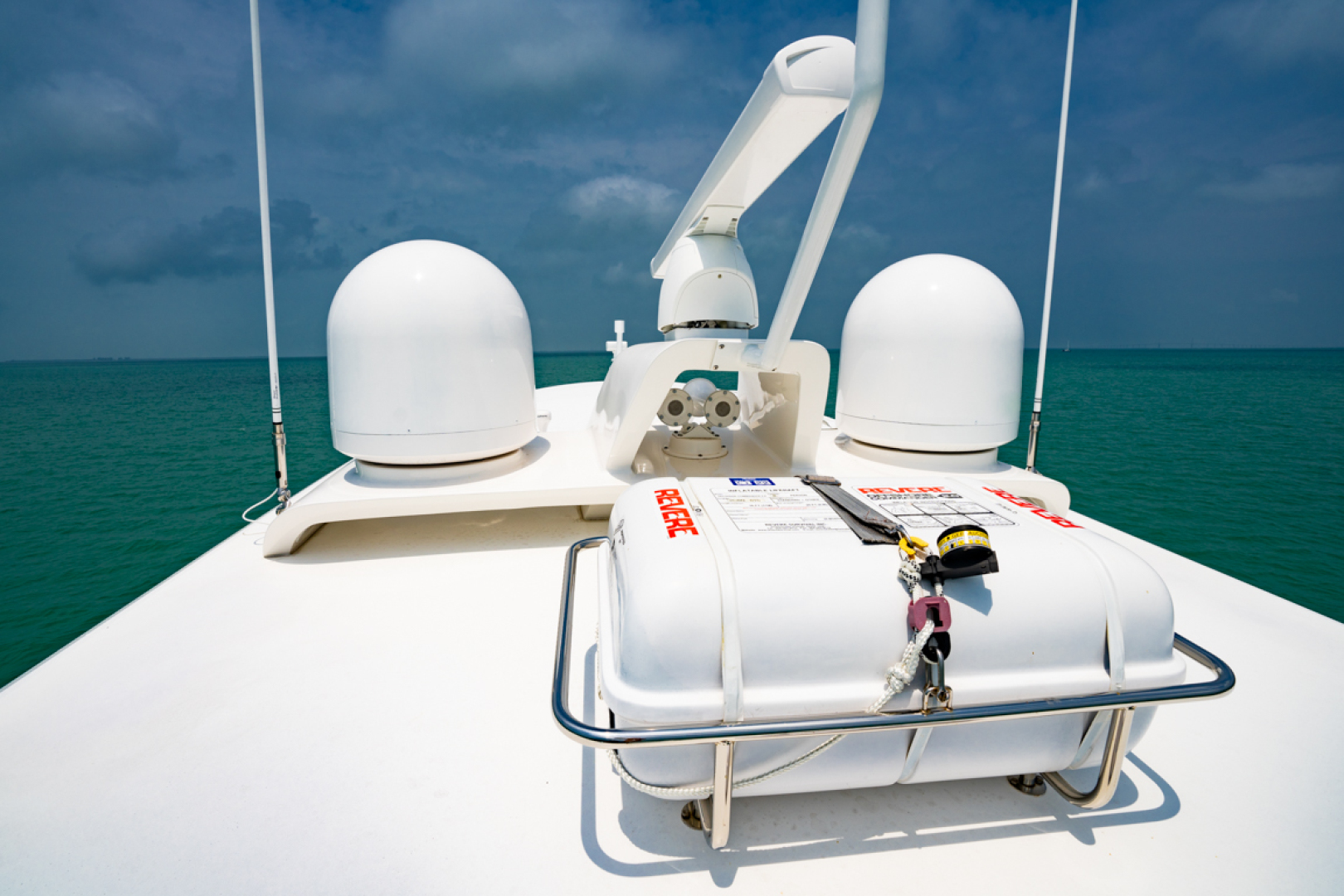 Viking-82 Cockpit MY 2019-Make It Happen Sanibel -Florida-United States-Viking 82CPMY Make It Happen Hard Top-1378571 | Thumbnail