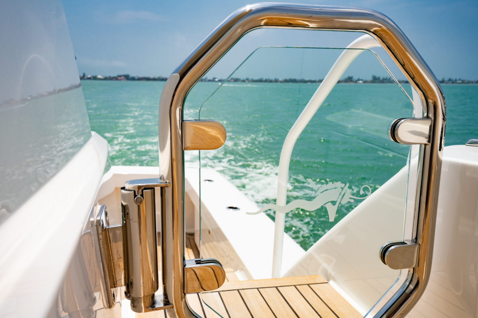 Viking-82 Cockpit MY 2019-Make It Happen Sanibel -Florida-United States-Viking 82CPMY Make It Happen Safety Gate-1378575 | Thumbnail