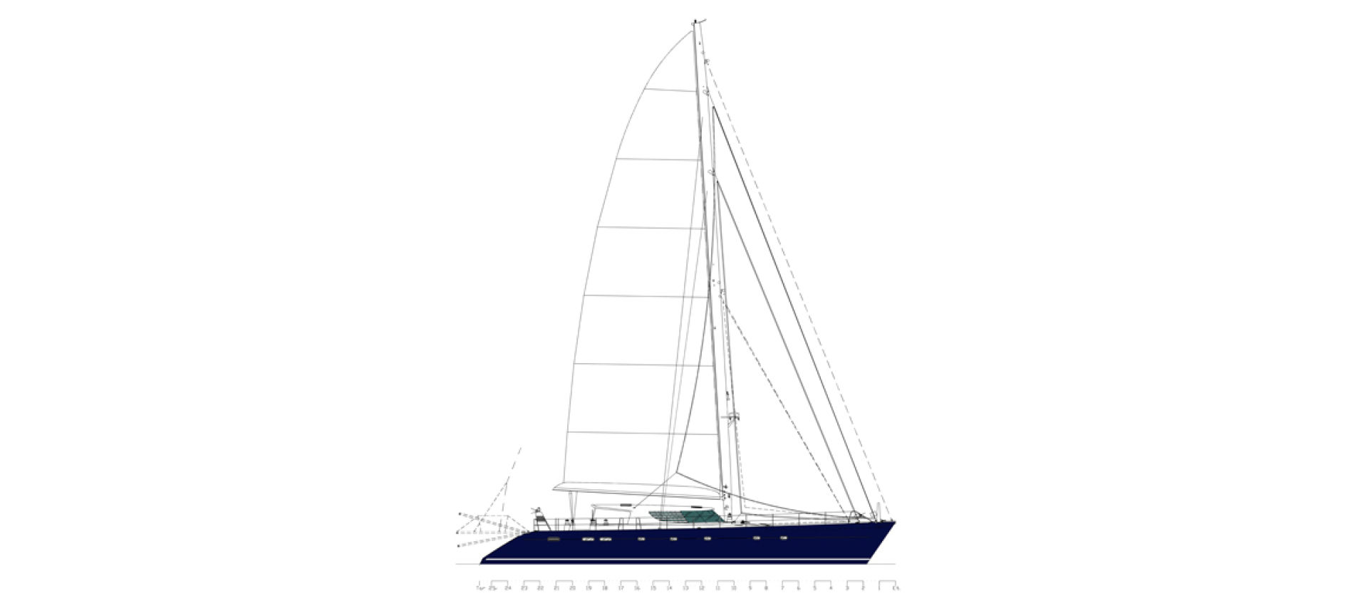 JFA-Catamaran 2004-Azizam Miami-Florida-United States-1557358 | Thumbnail