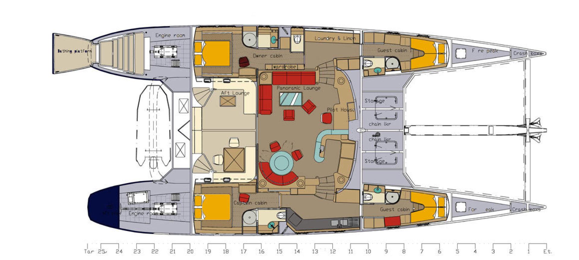 JFA-Catamaran 2004-Azizam Miami-Florida-United States-1557359 | Thumbnail