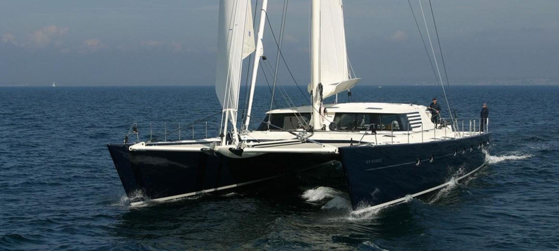 JFA-Catamaran 2004-Azizam Miami-Florida-United States-1367446 | Thumbnail