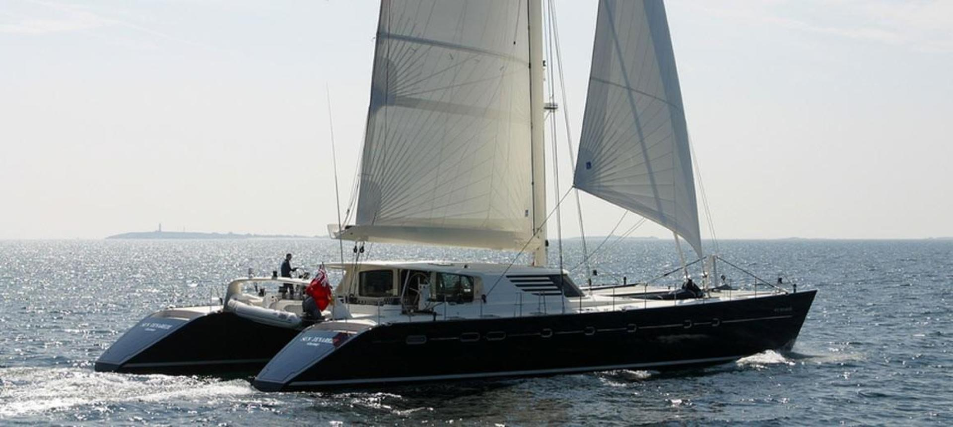 Picture Of: 84' JFA Catamaran 2004 Yacht For Sale | 2 of 25
