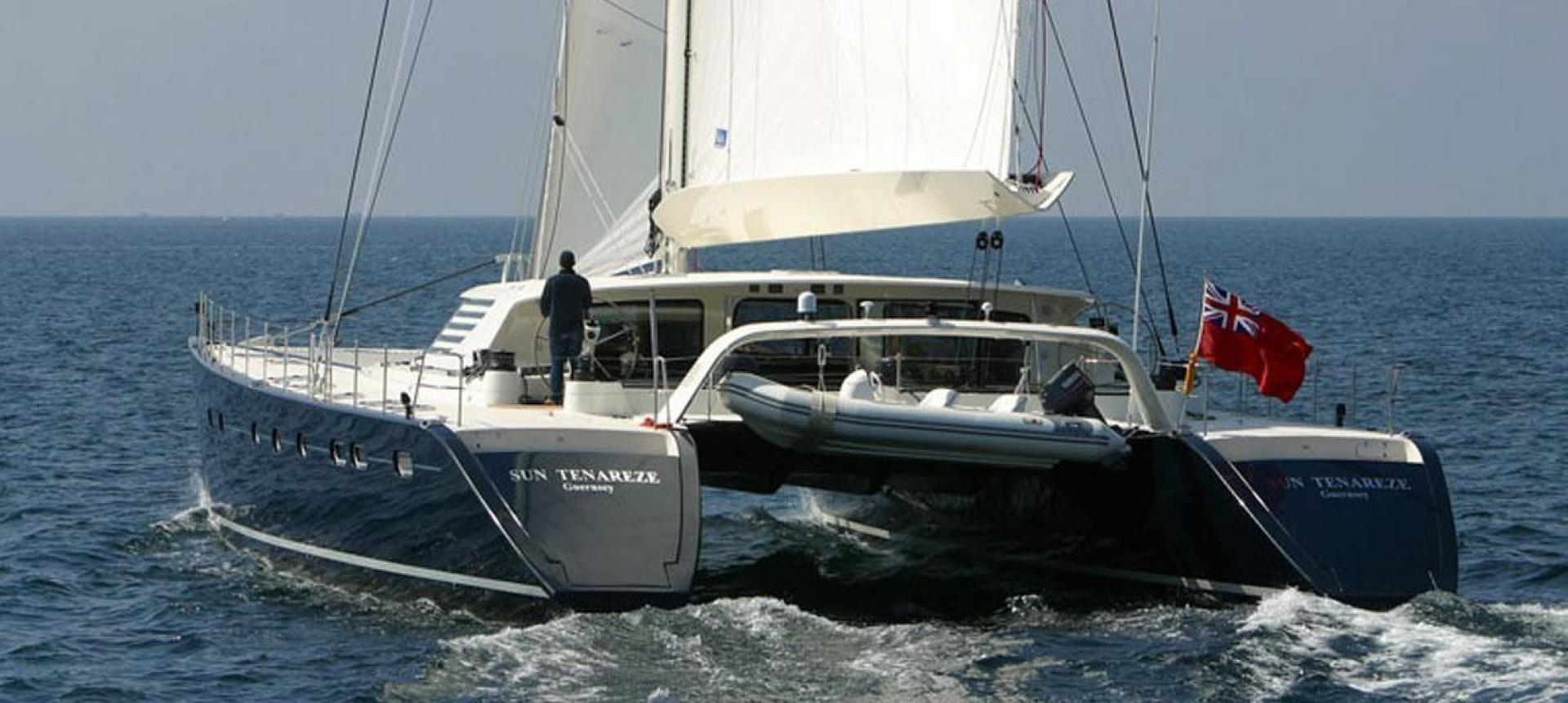 JFA-Catamaran 2004-Azizam Miami-Florida-United States-1367448 | Thumbnail