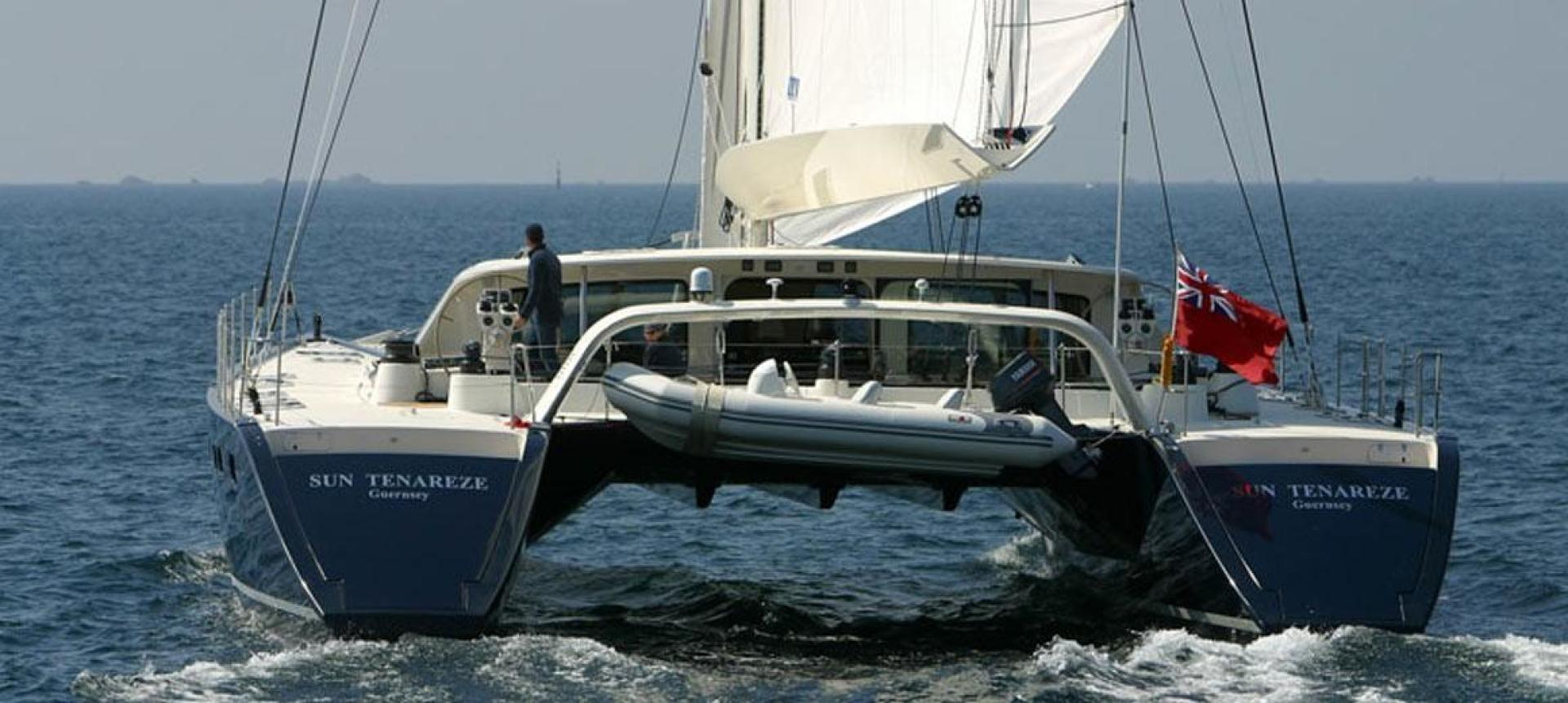 JFA-Catamaran 2004-Azizam Miami-Florida-United States-1367449 | Thumbnail
