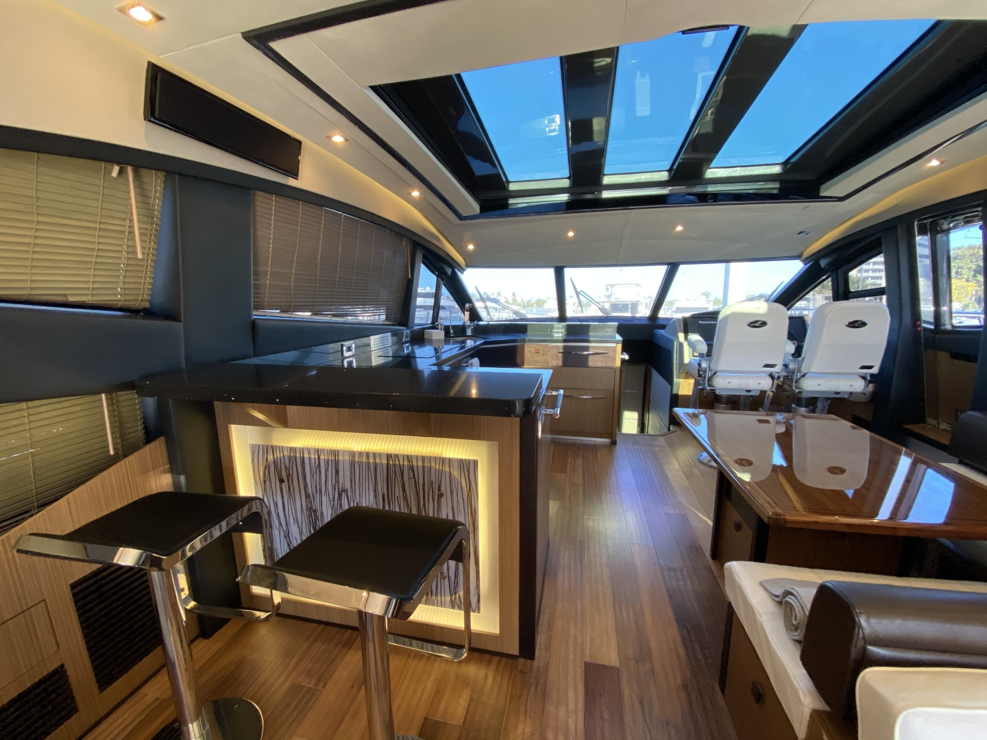 Sea Ray-L650 Express 2016-Cozy Fort Lauderdale-Florida-United States-2016 Sea Ray L650 Galley-1367656 | Thumbnail