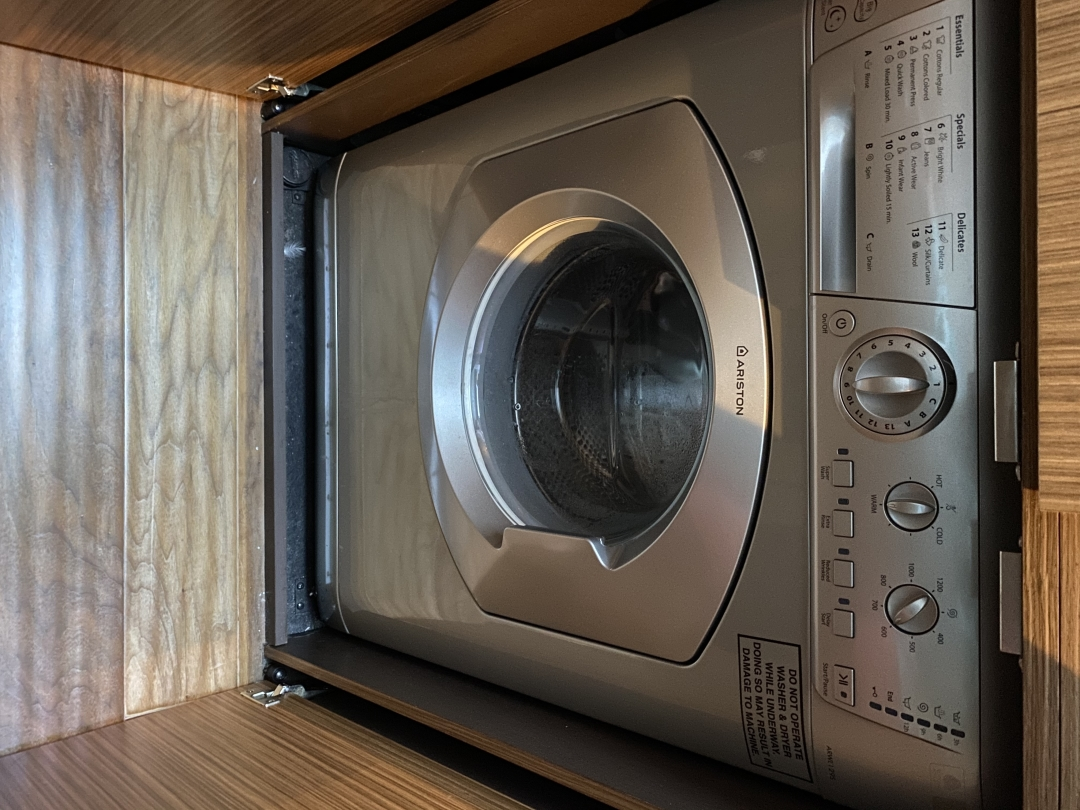Sea Ray-L650 Express 2016-Cozy Fort Lauderdale-Florida-United States-2016 Sea Ray L650 Washer & Dryer (2)-1419180 | Thumbnail