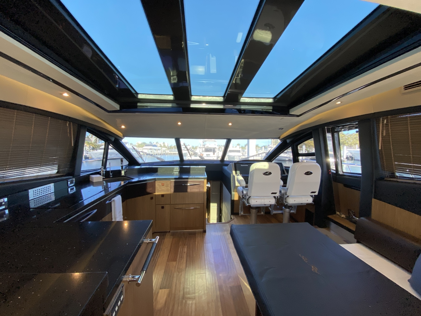 Sea Ray-L650 Express 2016-Cozy Fort Lauderdale-Florida-United States-2016 Sea Ray L650 Galley-1367654 | Thumbnail