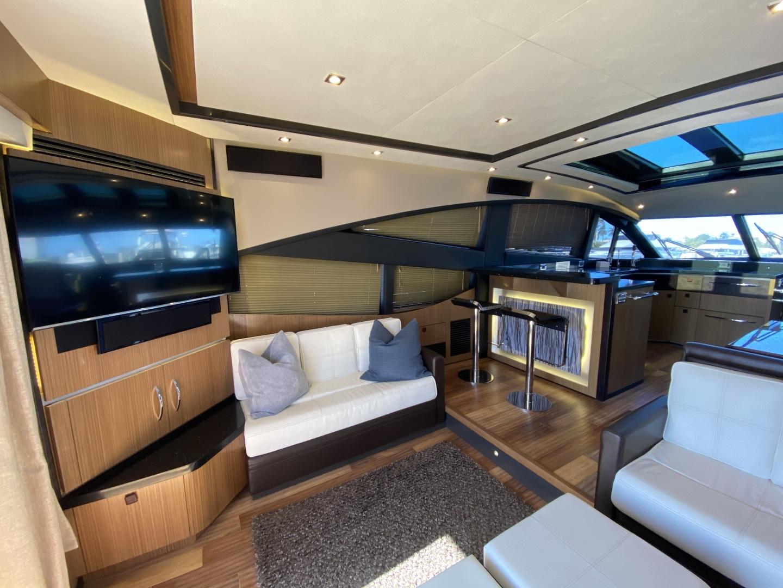 Sea Ray-L650 Express 2016-Cozy Fort Lauderdale-Florida-United States-2016 Sea Ray L650 Salon-1367651 | Thumbnail
