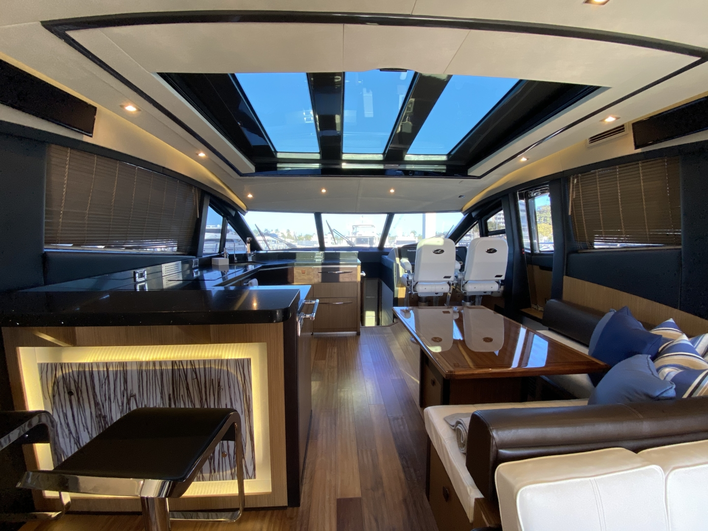 Sea Ray-L650 Express 2016-Cozy Fort Lauderdale-Florida-United States-2016 Sea Ray L650 Galley-1367655 | Thumbnail