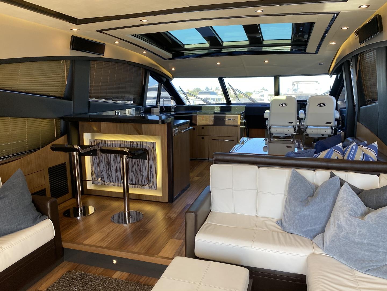 Sea Ray-L650 Express 2016-Cozy Fort Lauderdale-Florida-United States-2016 Sea Ray L650 Salon-1367648 | Thumbnail