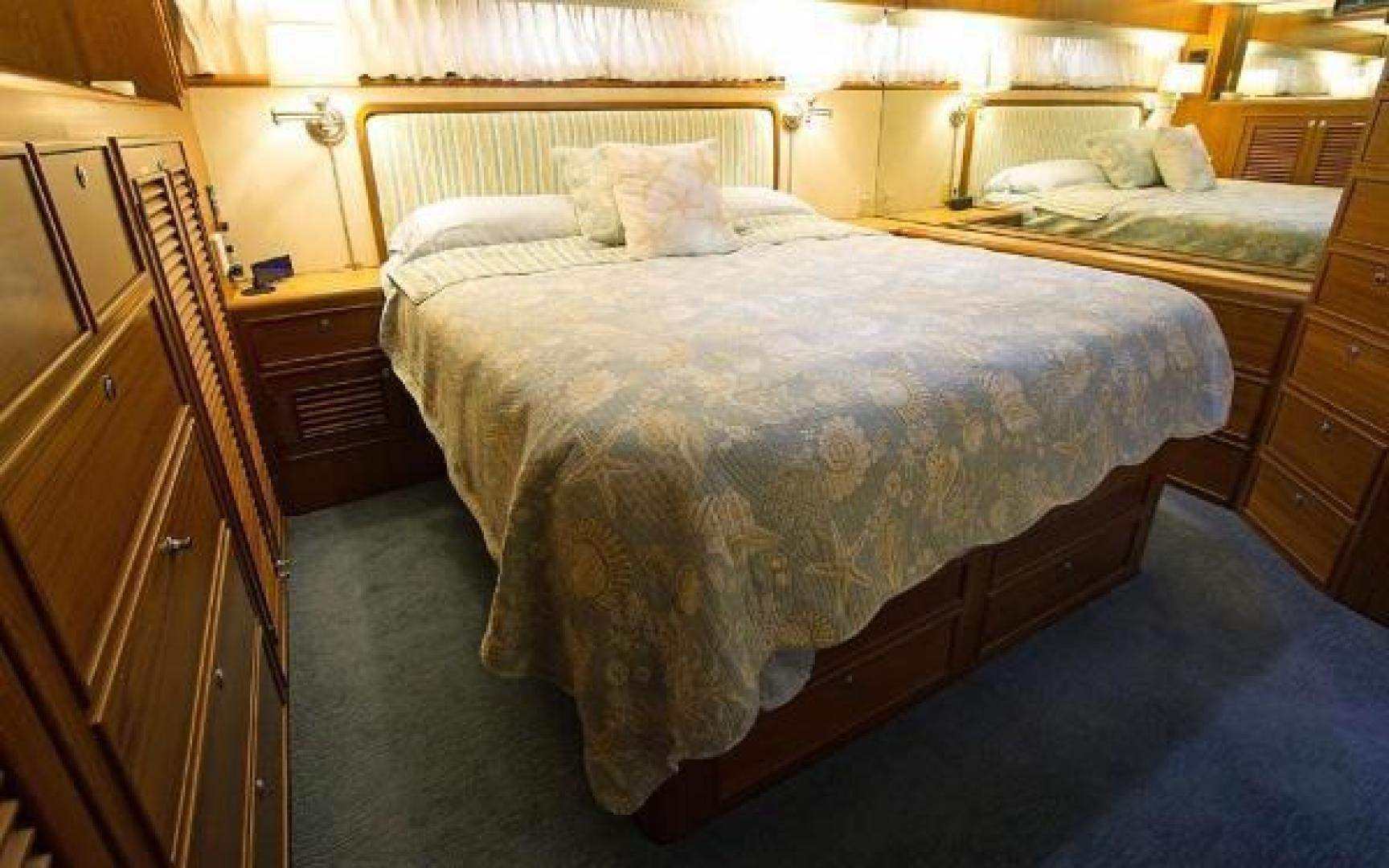 Offshore Yachts-62 Pilot House 2001-Sandman II Fort Lauderdale-Florida-United States-1367882   Thumbnail