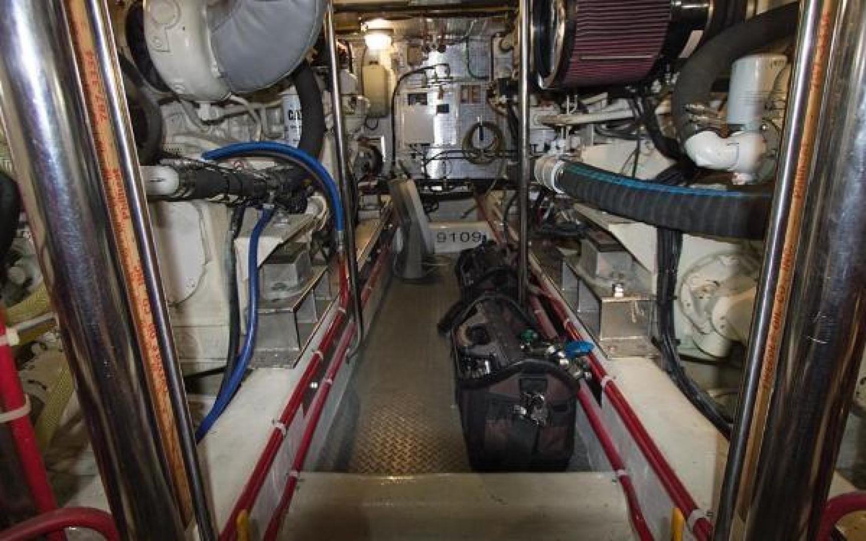 Offshore Yachts-62 Pilot House 2001-Sandman II Fort Lauderdale-Florida-United States-1367905   Thumbnail