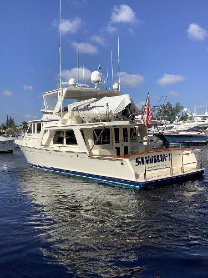 Picture Of: 62' Offshore Yachts 62 Pilot House 2001 Yacht For Sale | 2 of 31