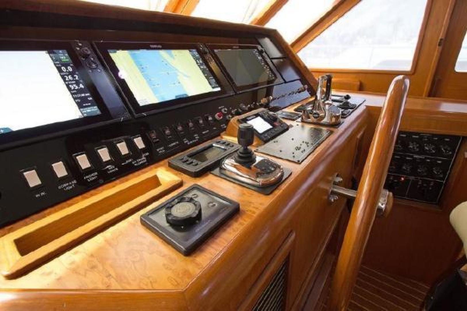 Offshore Yachts-62 Pilot House 2001-Sandman II Fort Lauderdale-Florida-United States-1367906   Thumbnail