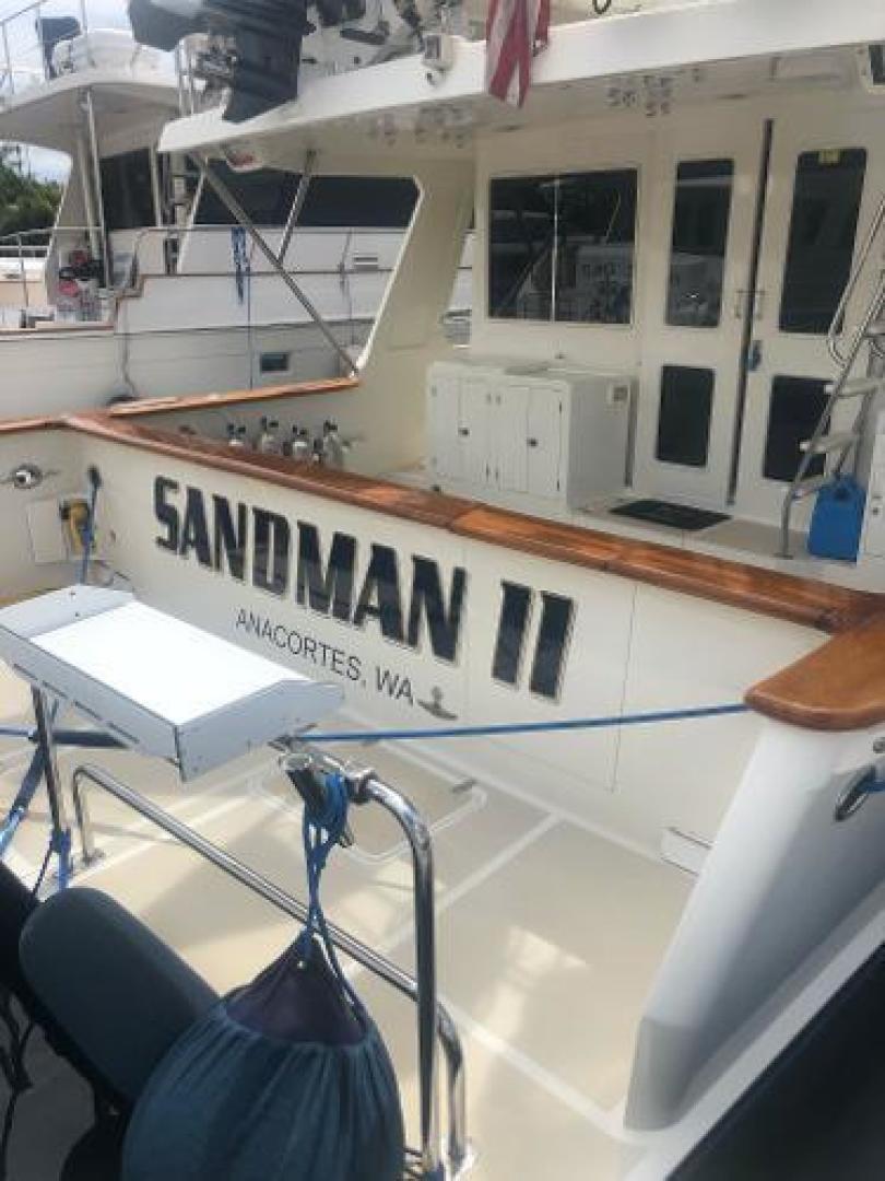 Offshore Yachts-62 Pilot House 2001-Sandman II Fort Lauderdale-Florida-United States-1367902   Thumbnail