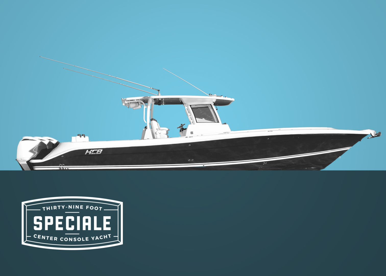 Picture Of: 39' HCB 39 Speciale 2021 Yacht For Sale   1 of 1
