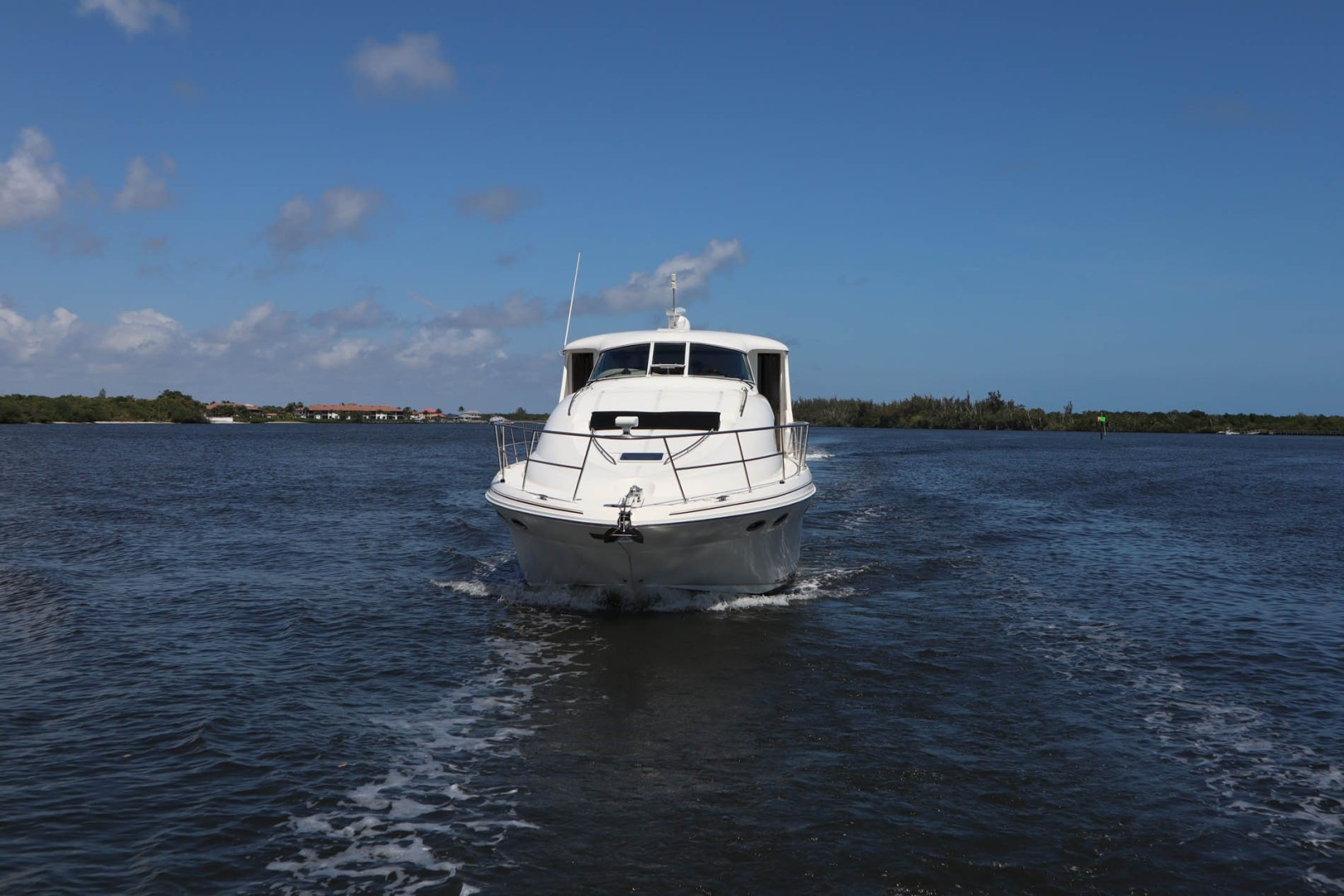 Sea Ray-480 Motor Yacht 2002-Fofo Fort Pierce-Florida-United States-Bow-1647774 | Thumbnail