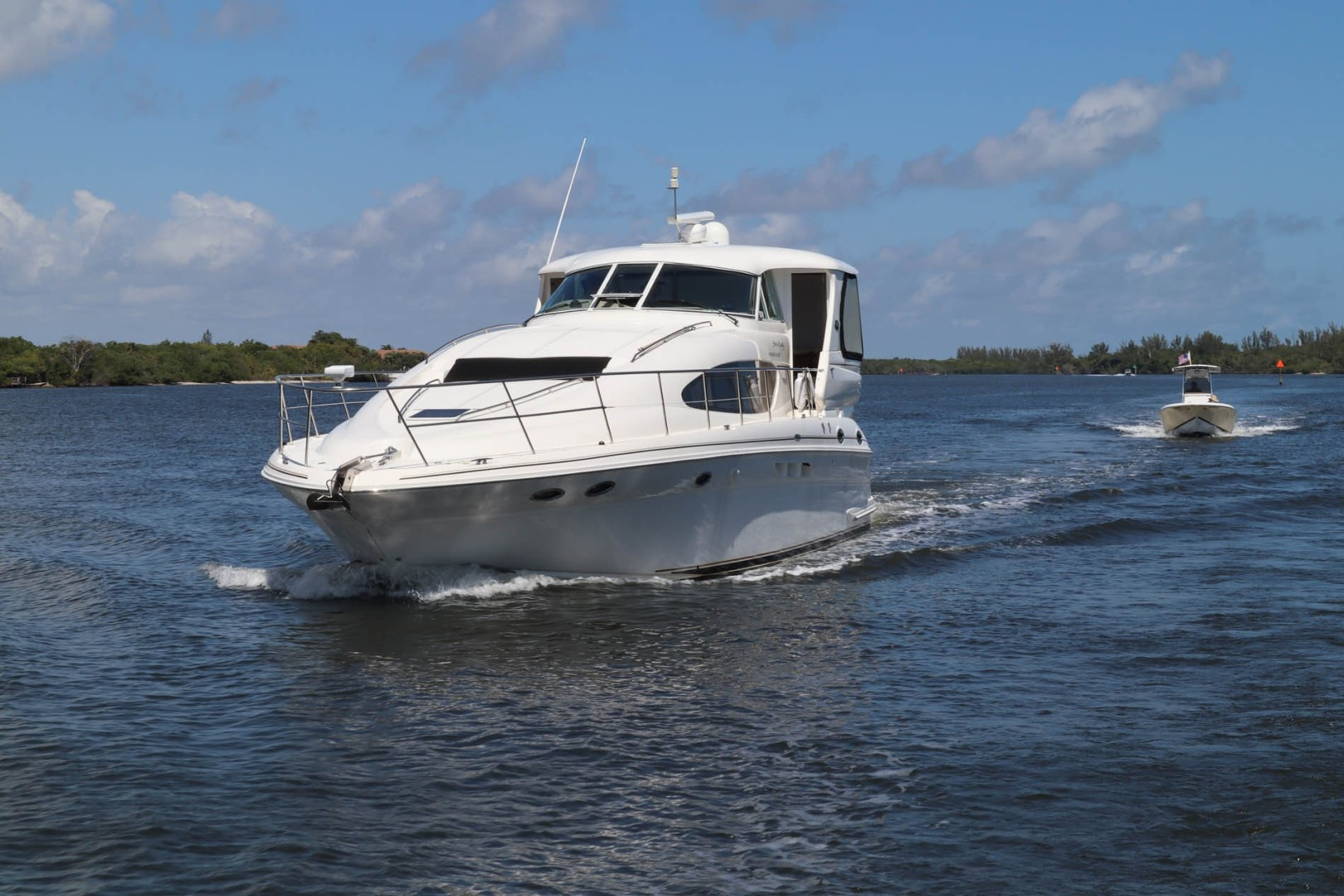 Sea Ray-480 Motor Yacht 2002-Fofo Fort Pierce-Florida-United States-Port Bow-1647775 | Thumbnail