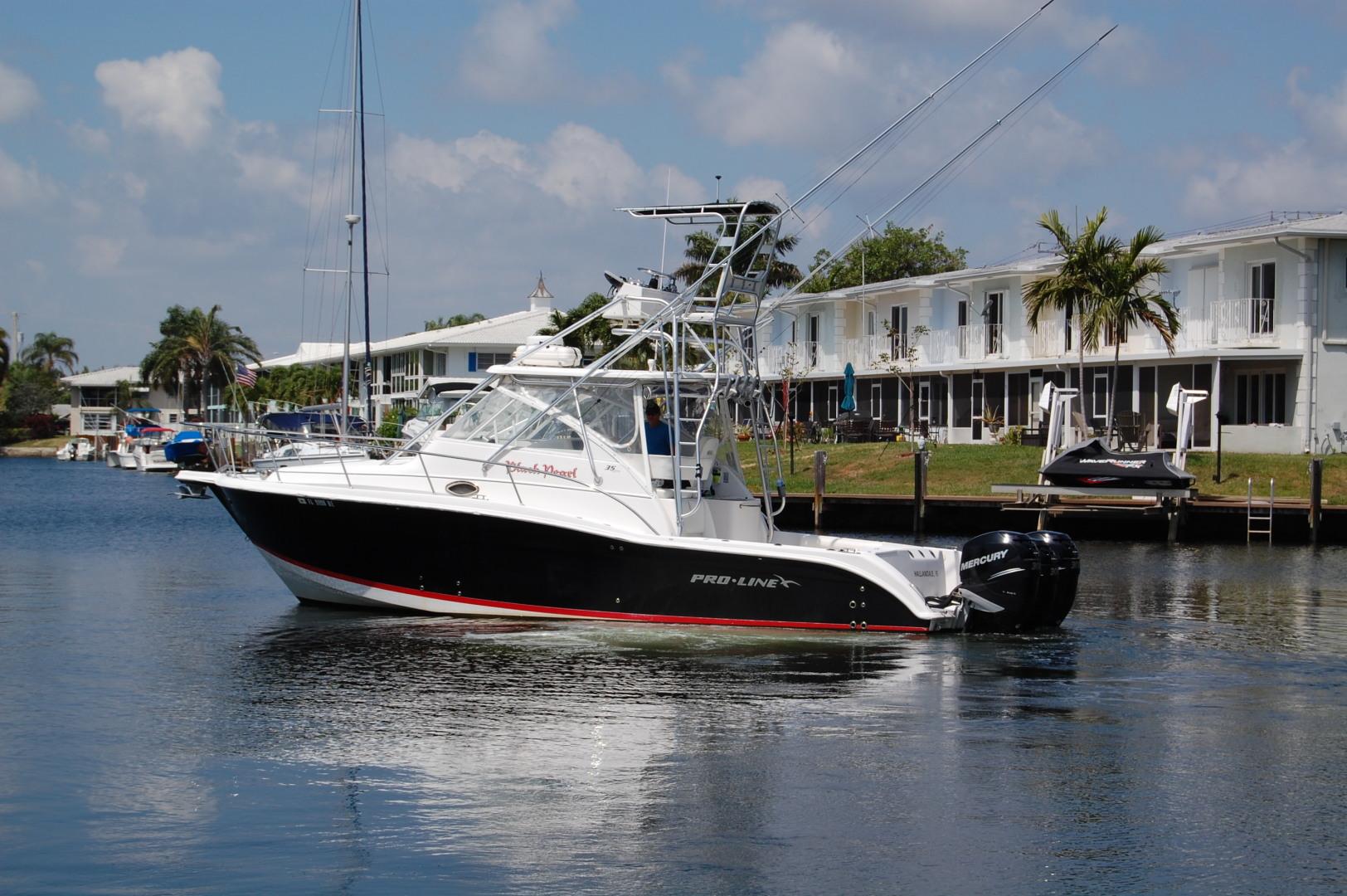Pro-Line-35 Express 2006-Black Pearl Lighthouse Point-Florida-United States-1369835   Thumbnail