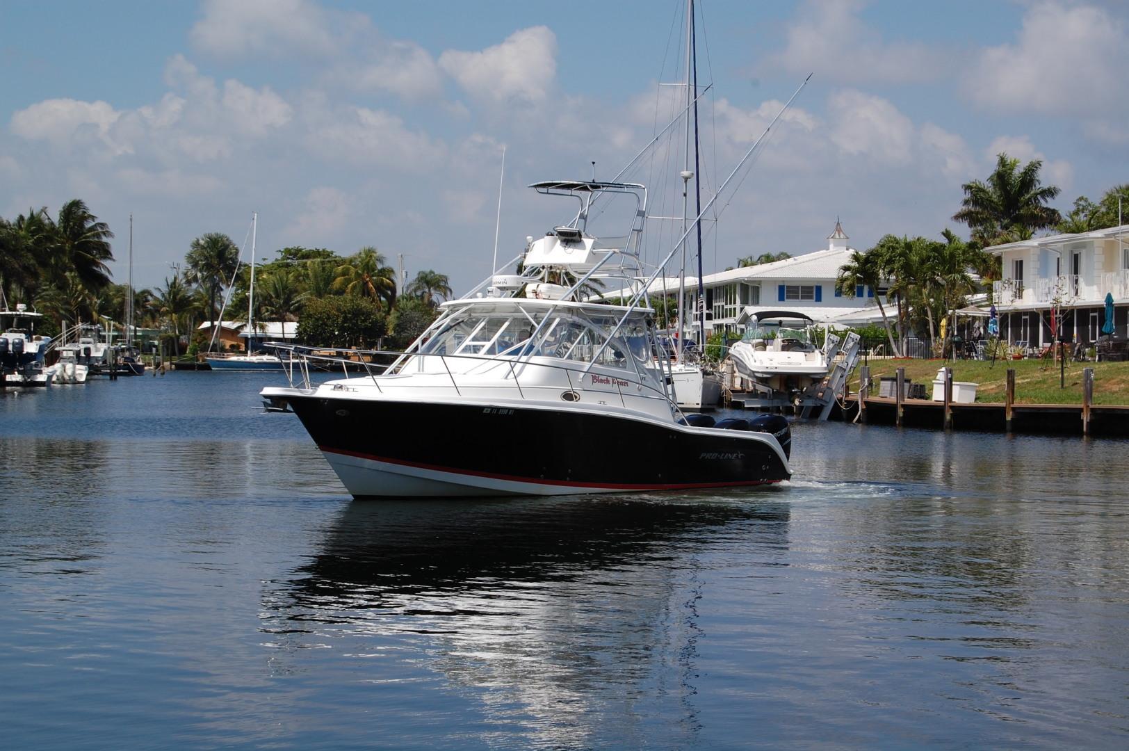 Pro-Line-35 Express 2006-Black Pearl Lighthouse Point-Florida-United States-1369838   Thumbnail