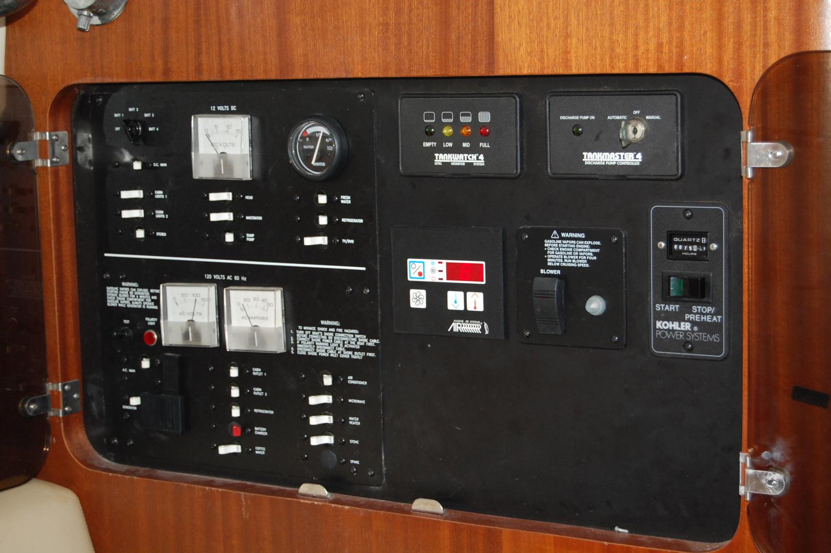 Pro-Line-35 Express 2006-Black Pearl Lighthouse Point-Florida-United States-1369906   Thumbnail