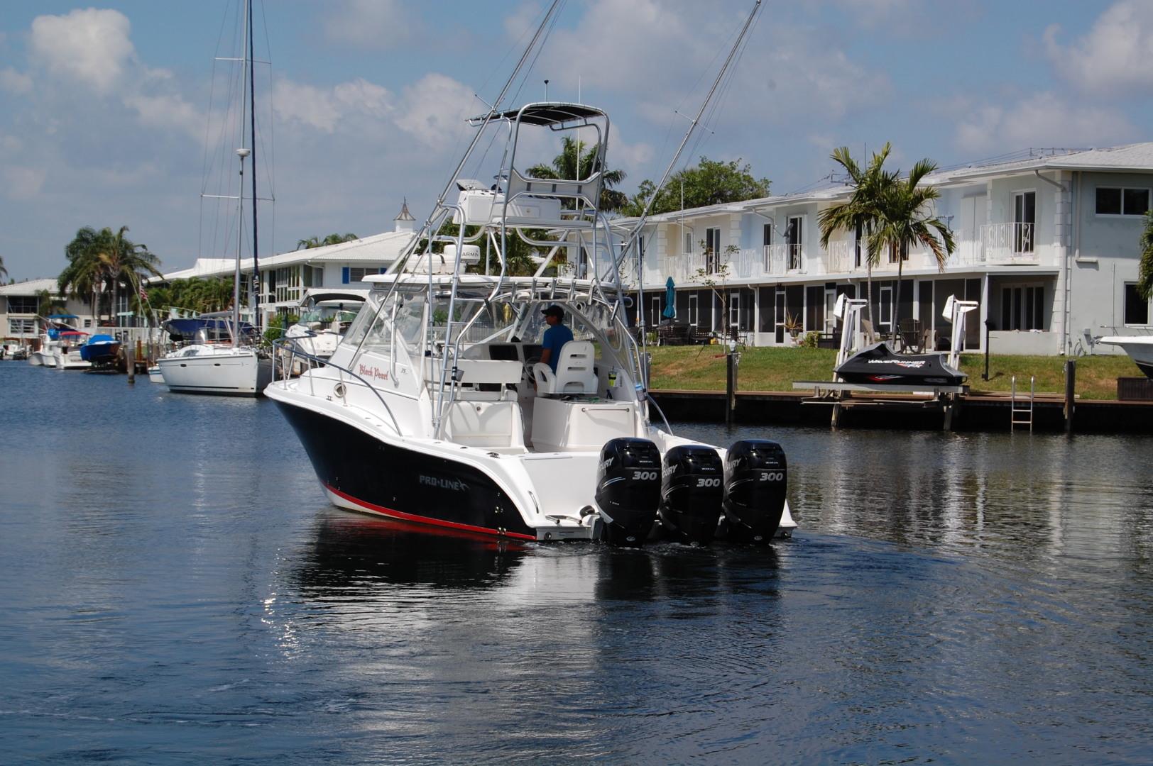 Pro-Line-35 Express 2006-Black Pearl Lighthouse Point-Florida-United States-1369834   Thumbnail