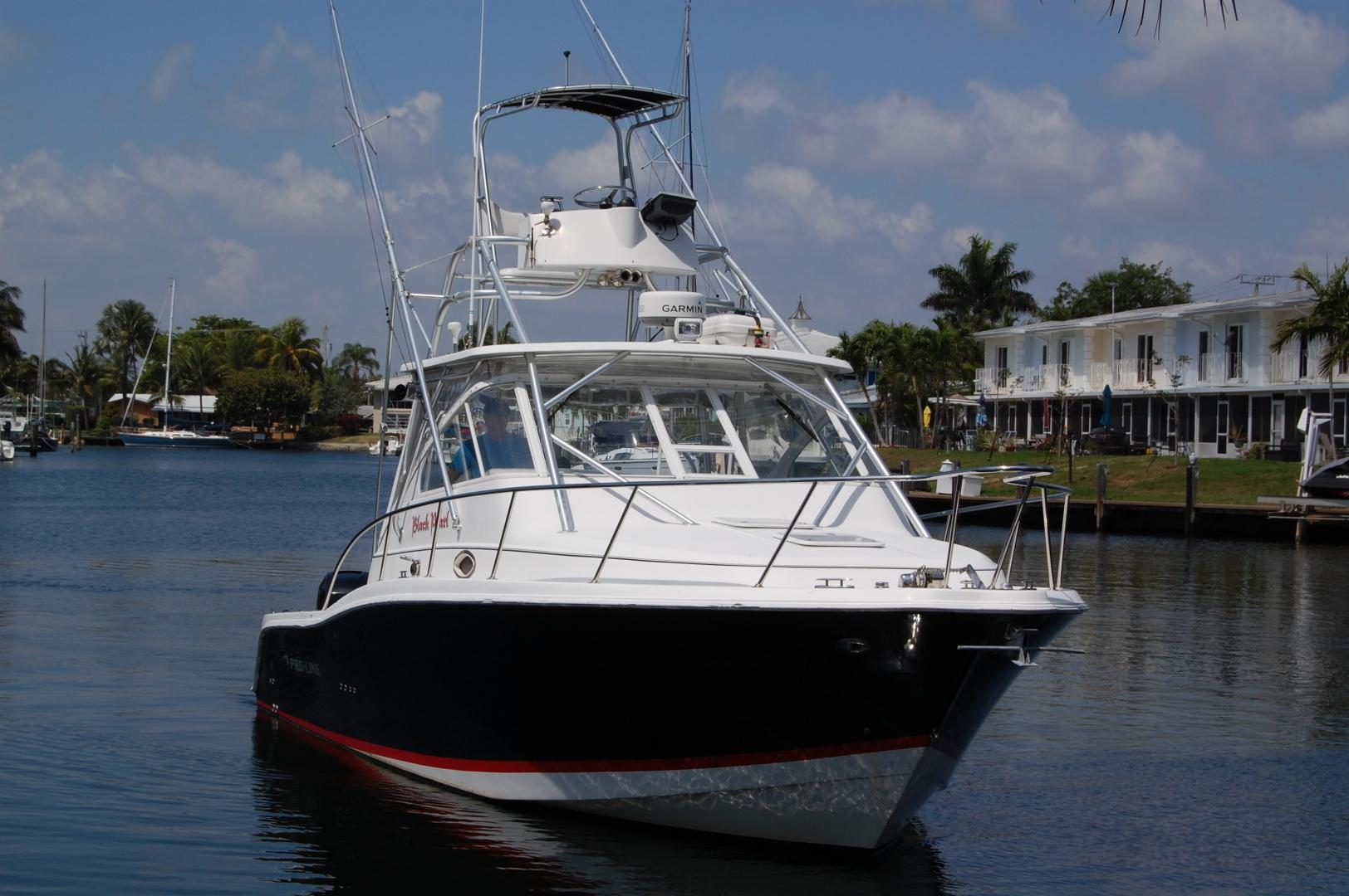 Pro-Line-35 Express 2006-Black Pearl Lighthouse Point-Florida-United States-1369832   Thumbnail