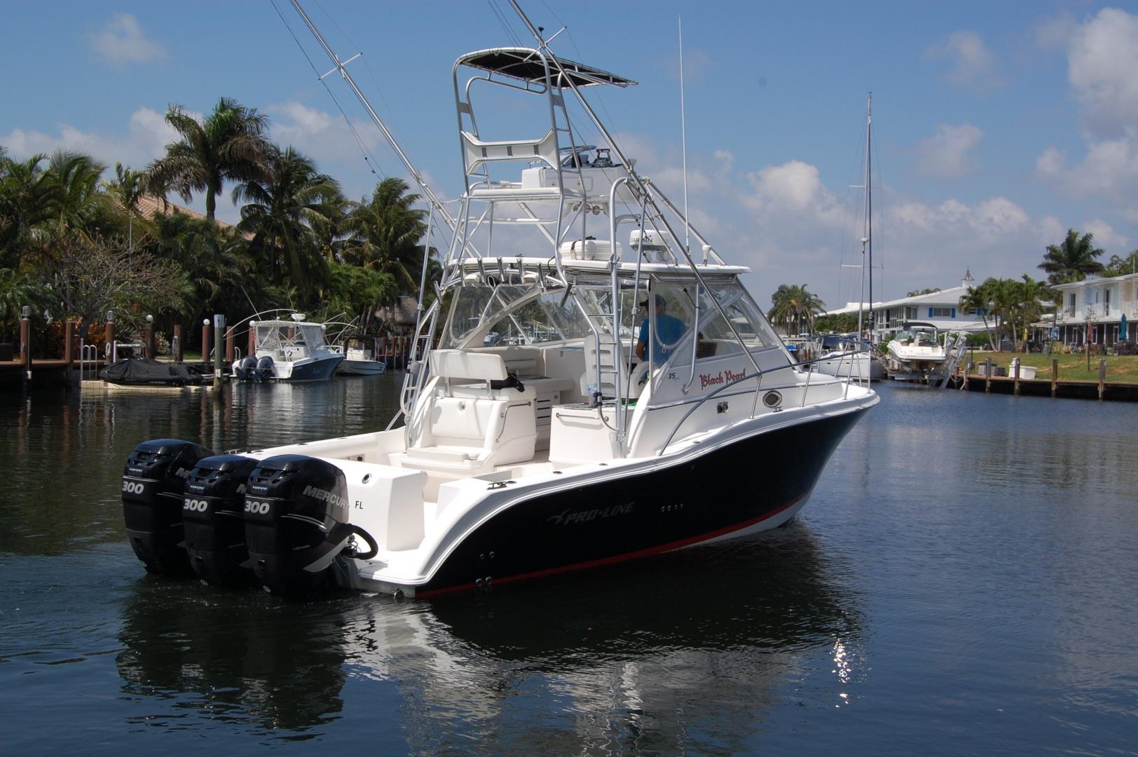 Pro-Line-35 Express 2006-Black Pearl Lighthouse Point-Florida-United States-1369836   Thumbnail