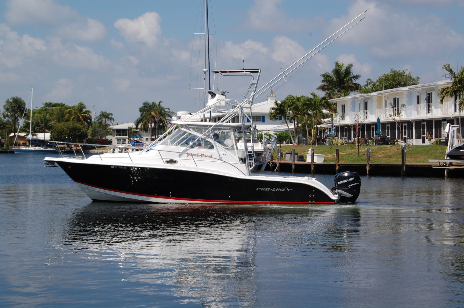 Pro-Line-35 Express 2006-Black Pearl Lighthouse Point-Florida-United States-1369841   Thumbnail