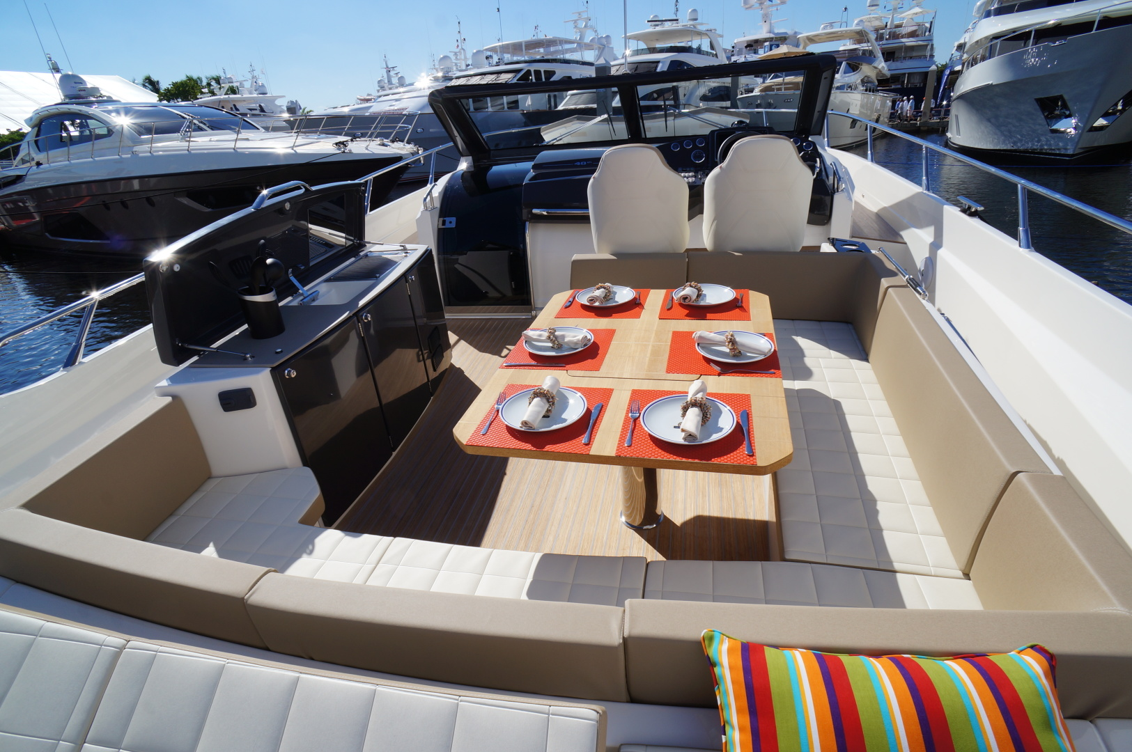 Picture Of: 39' Absolute 40 STL 2015 Yacht For Sale | 2 of 82