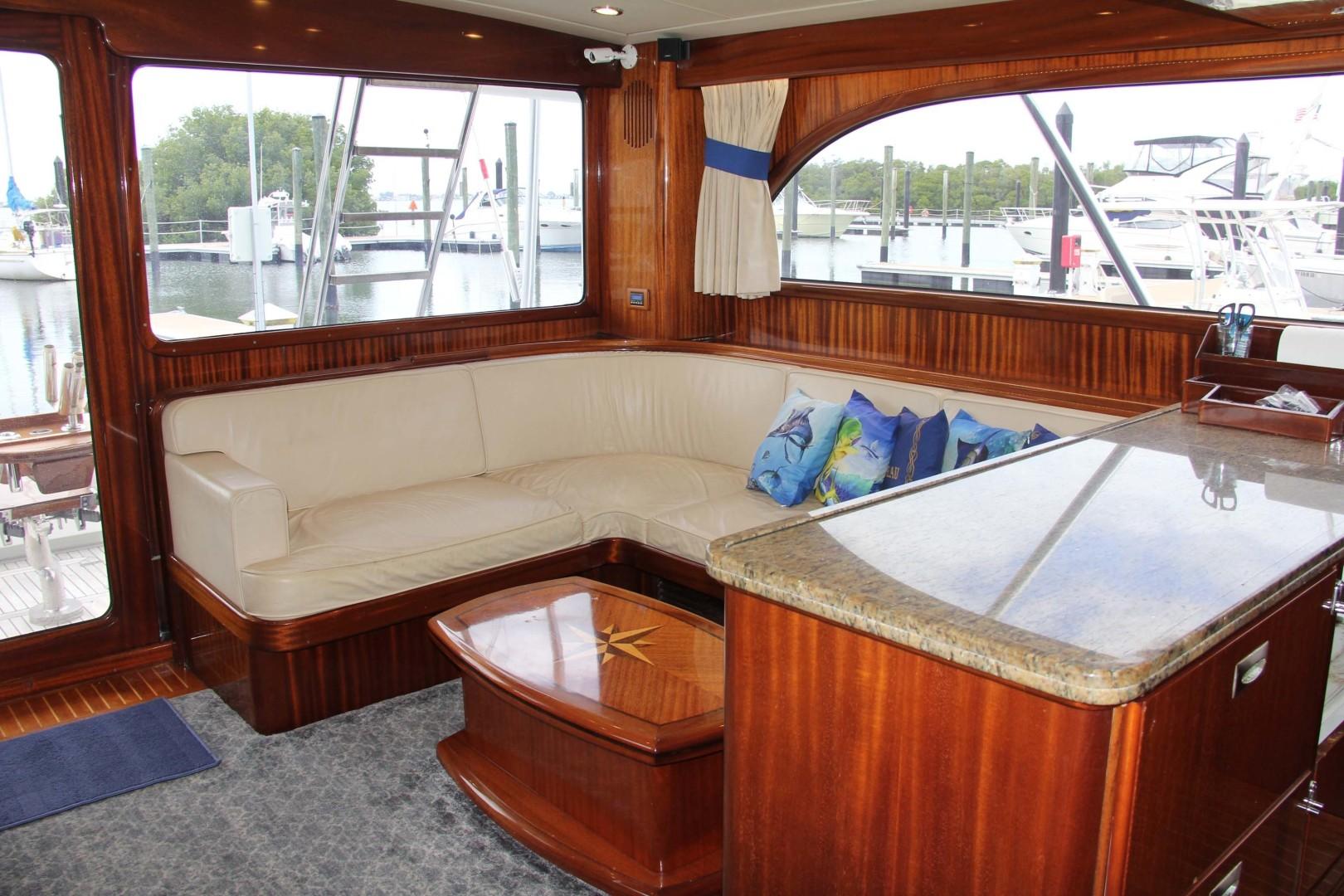Vicem-Sportfish 2005 -Bradenton-Florida-United States-Salon Entry And L Shaped Settee-1370833 | Thumbnail