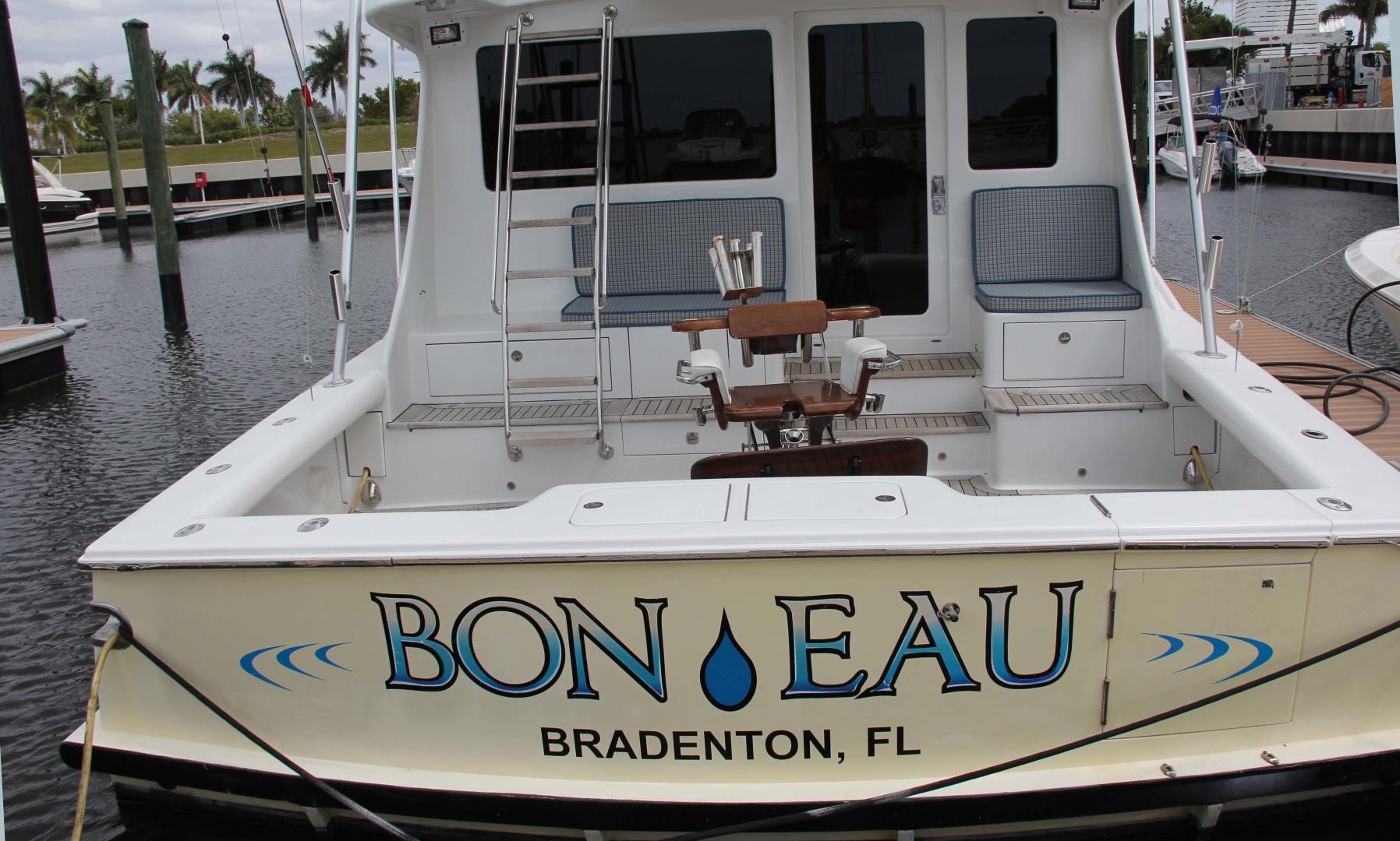 Vicem-Sportfish 2005 -Bradenton-Florida-United States-Cockpit View And Fighting Chair-1370866 | Thumbnail