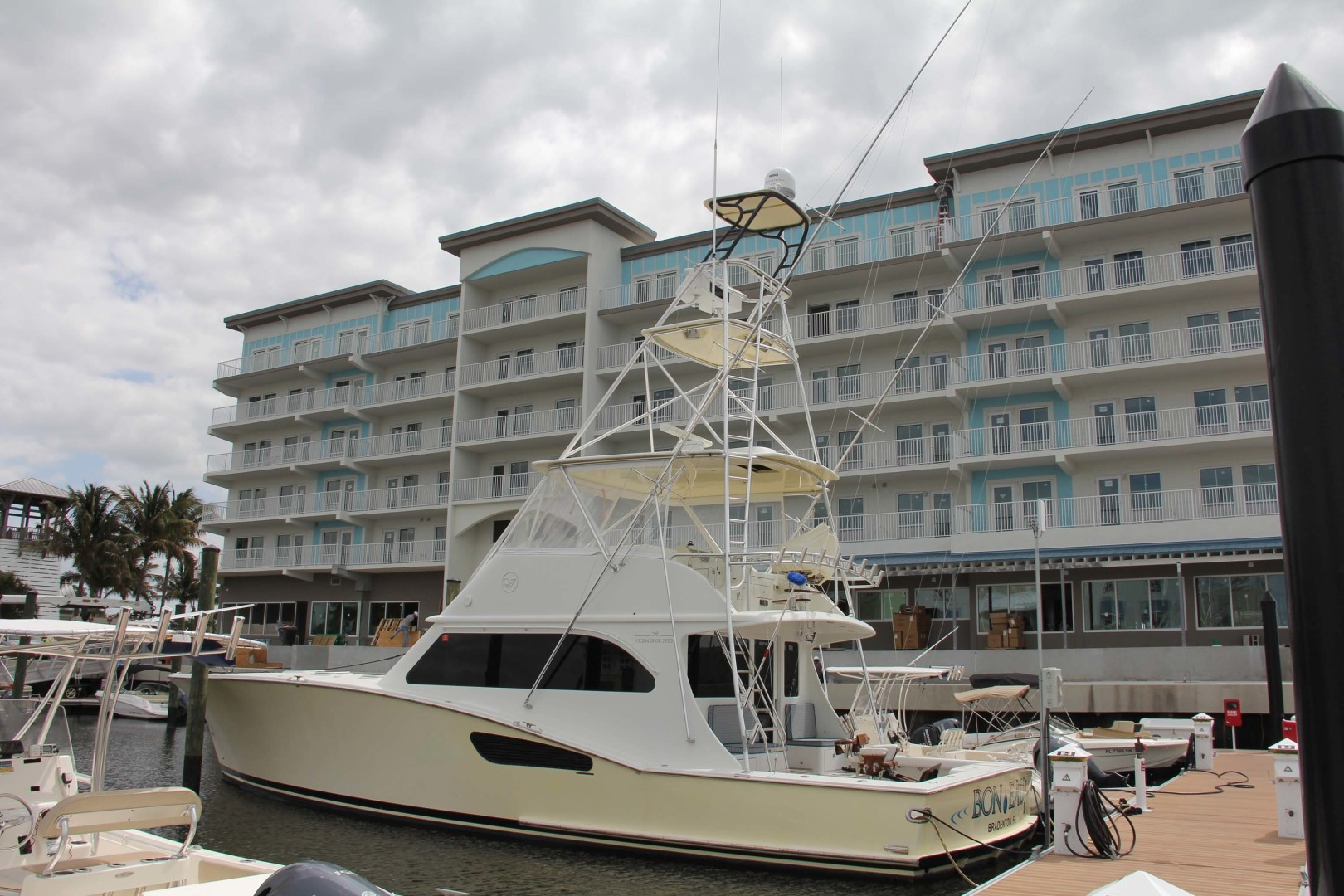 Picture Of: 54' Vicem Sportfish 2005 Yacht For Sale | 1 of 43