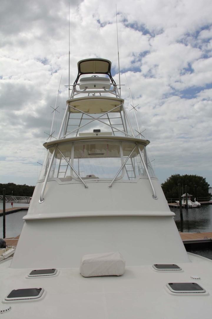 Vicem-Sportfish 2005 -Bradenton-Florida-United States-Foredeck Looking Aft-1370852 | Thumbnail