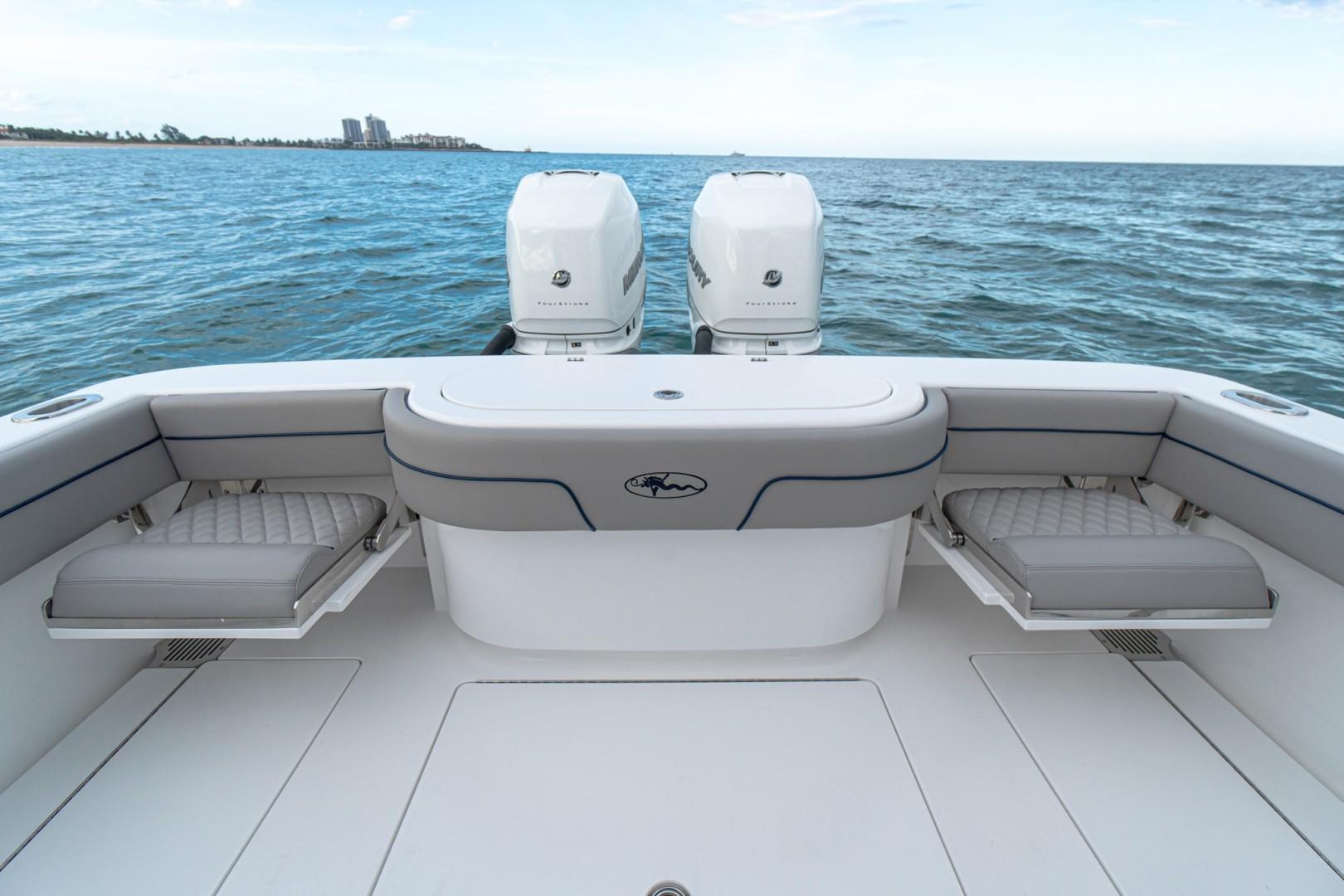 Valhalla 33 - Cockpit Seating