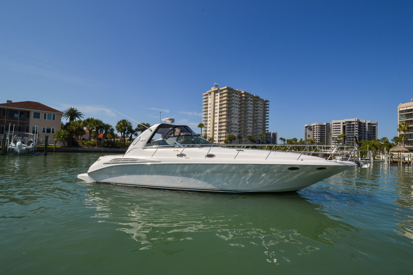 Sea Ray-400 Sundancer 1998-Daze Off Clearwater Beach-Florida-United States-1371532 | Thumbnail
