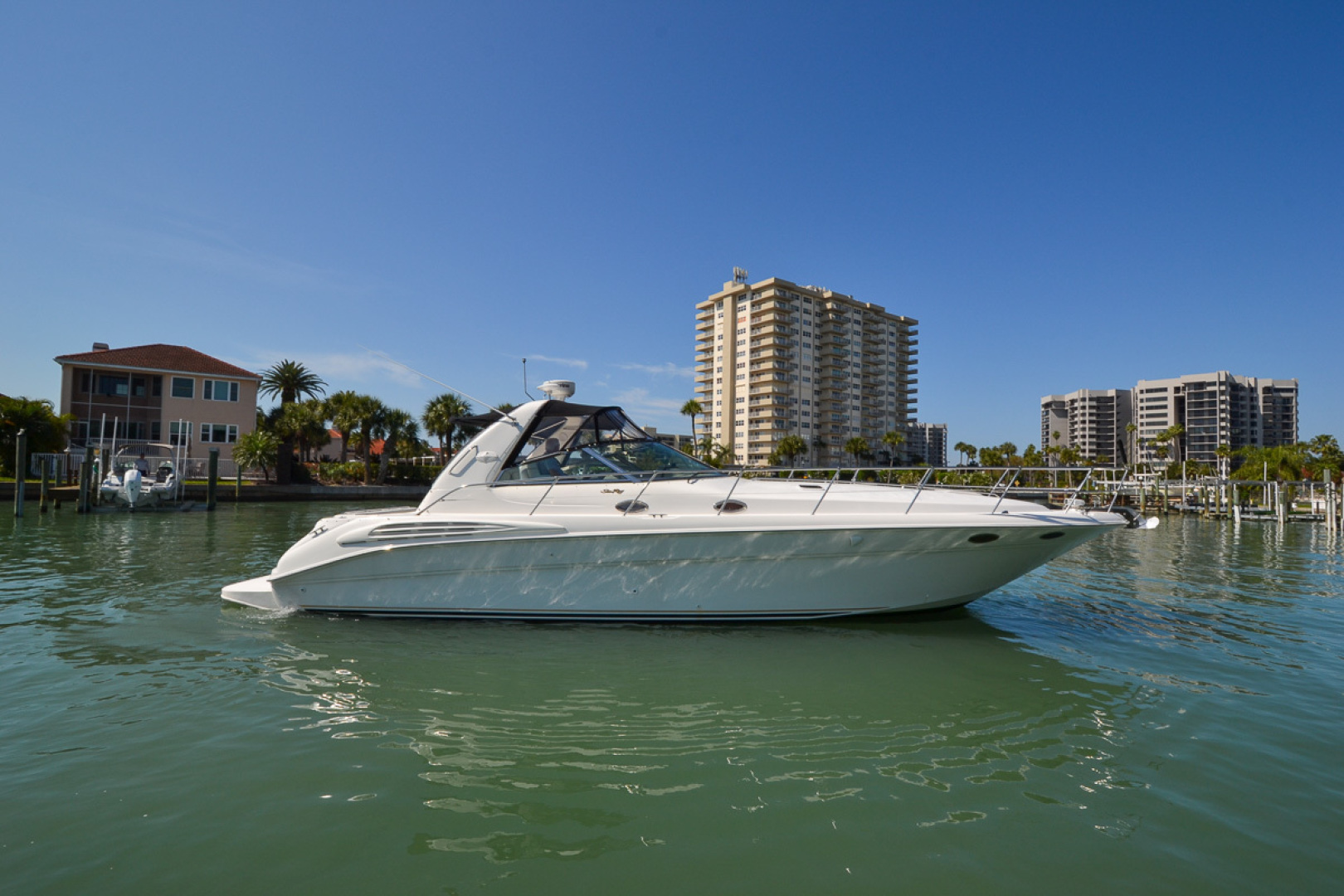 Sea Ray-400 Sundancer 1998-Daze Off Clearwater Beach-Florida-United States-1371533 | Thumbnail