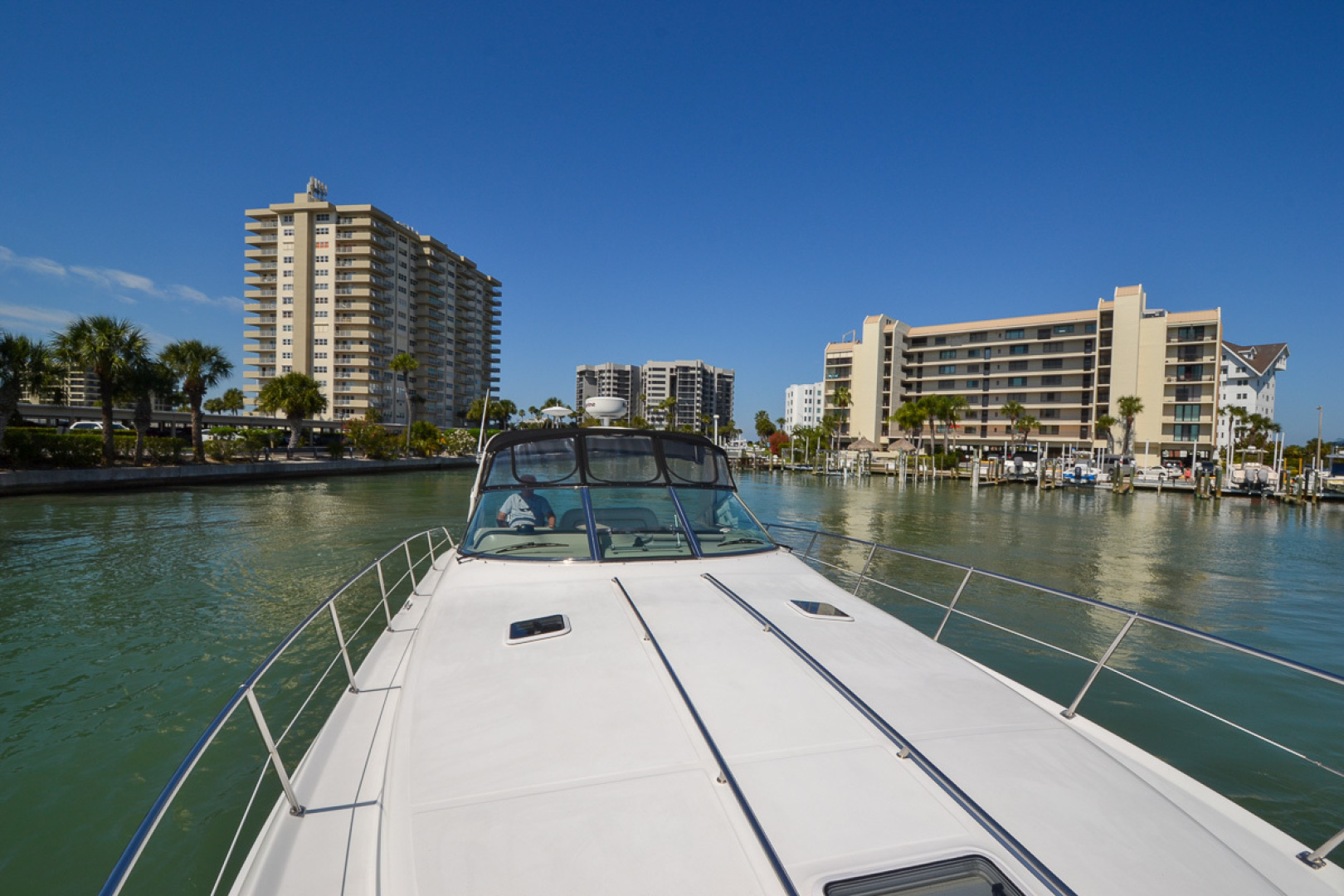 Sea Ray-400 Sundancer 1998-Daze Off Clearwater Beach-Florida-United States-1371549 | Thumbnail