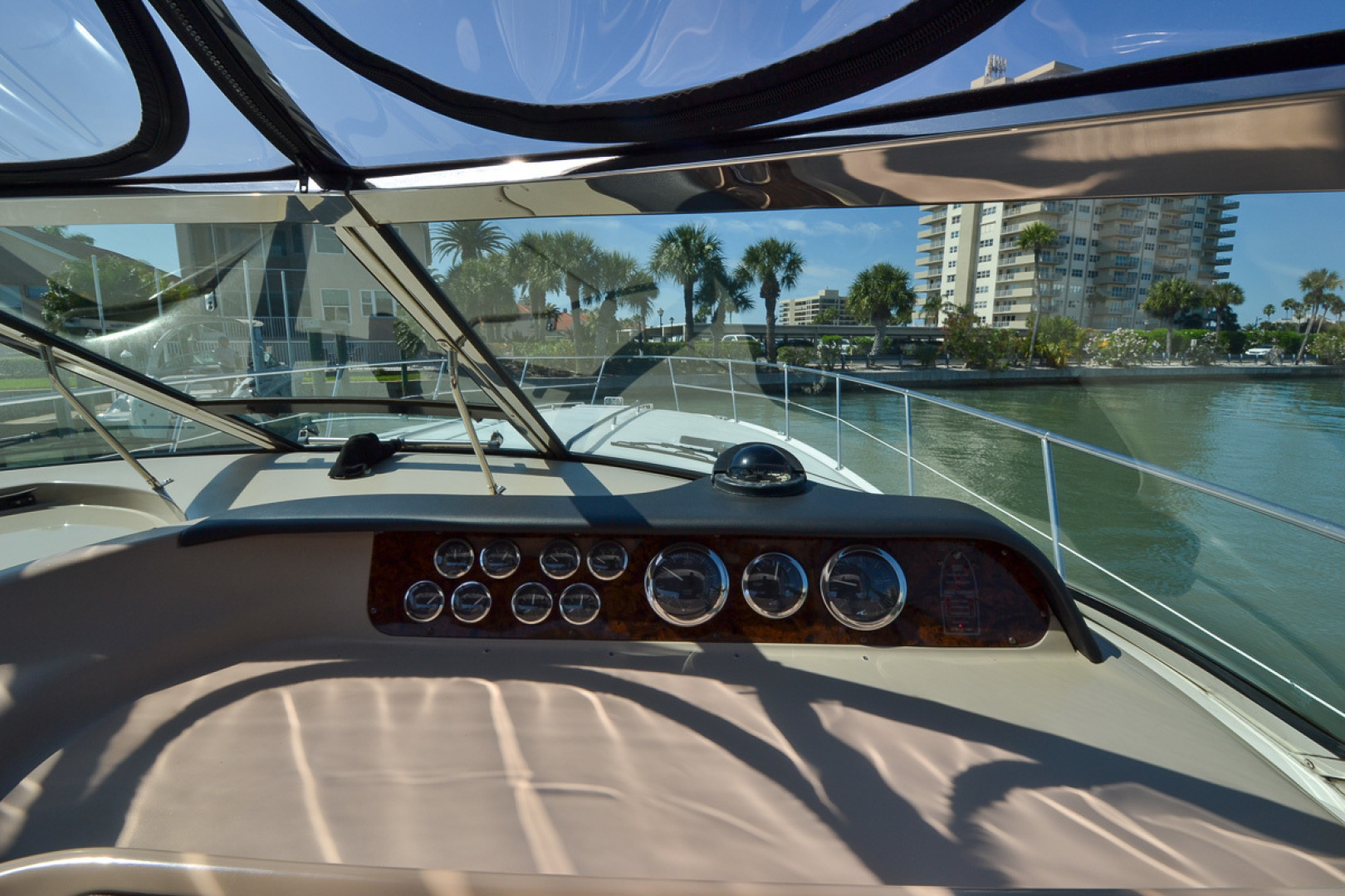 Sea Ray-400 Sundancer 1998-Daze Off Clearwater Beach-Florida-United States-Gauges-1371563 | Thumbnail