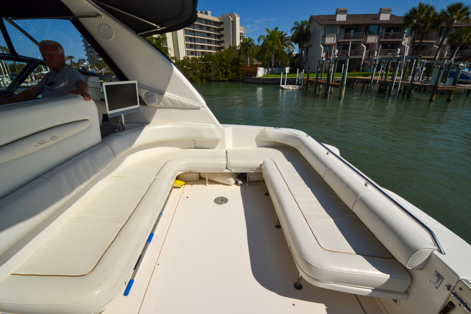 Sea Ray-400 Sundancer 1998-Daze Off Clearwater Beach-Florida-United States-1371552 | Thumbnail
