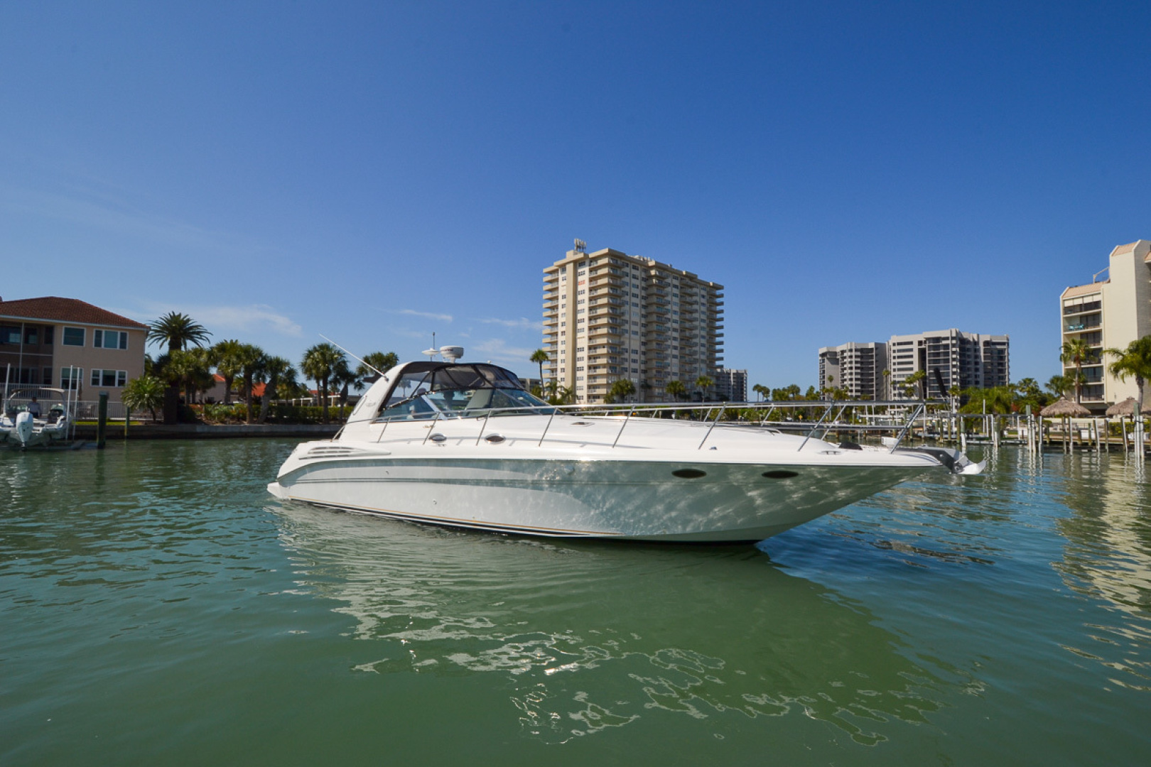 Sea Ray-400 Sundancer 1998-Daze Off Clearwater Beach-Florida-United States-1371530 | Thumbnail