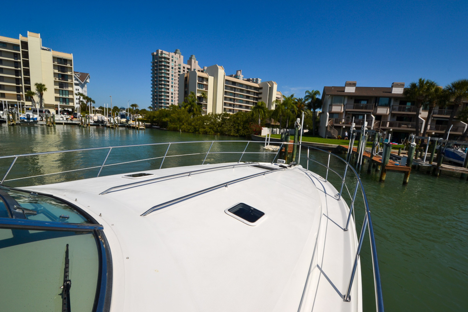 Sea Ray-400 Sundancer 1998-Daze Off Clearwater Beach-Florida-United States-1371546 | Thumbnail