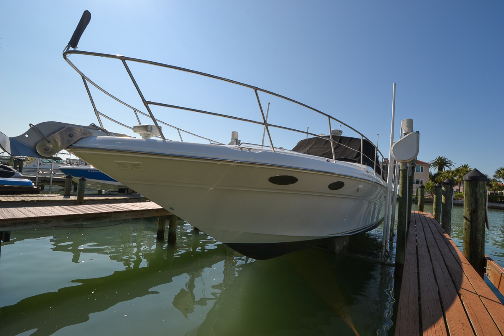 Sea Ray-400 Sundancer 1998-Daze Off Clearwater Beach-Florida-United States-1371496 | Thumbnail