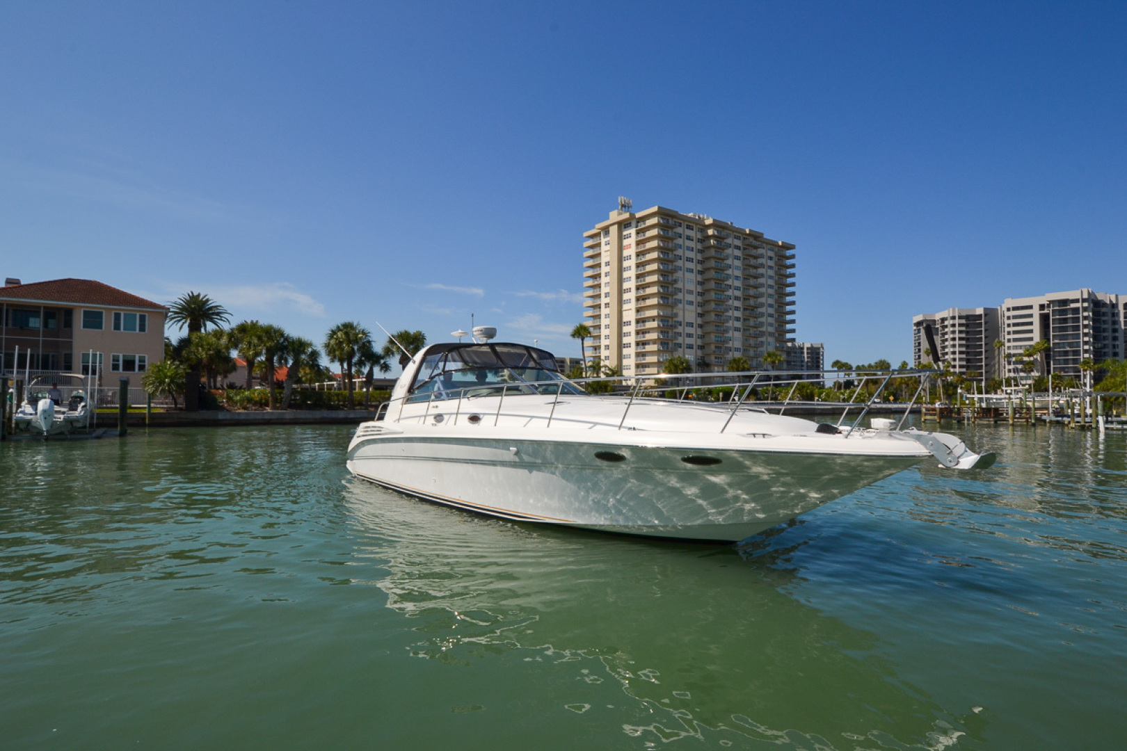 Sea Ray-400 Sundancer 1998-Daze Off Clearwater Beach-Florida-United States-1371529 | Thumbnail