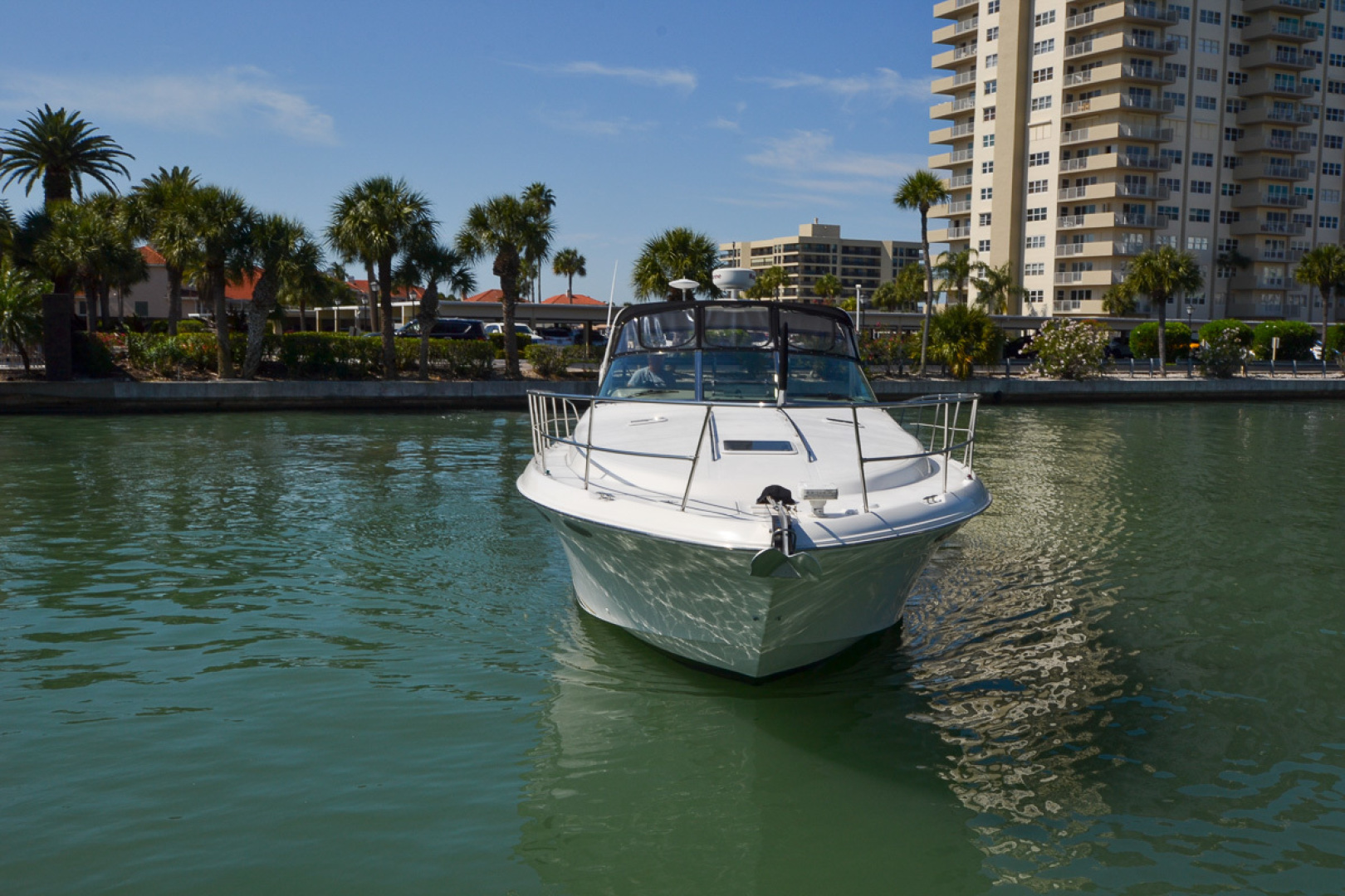 Sea Ray-400 Sundancer 1998-Daze Off Clearwater Beach-Florida-United States-1371527 | Thumbnail