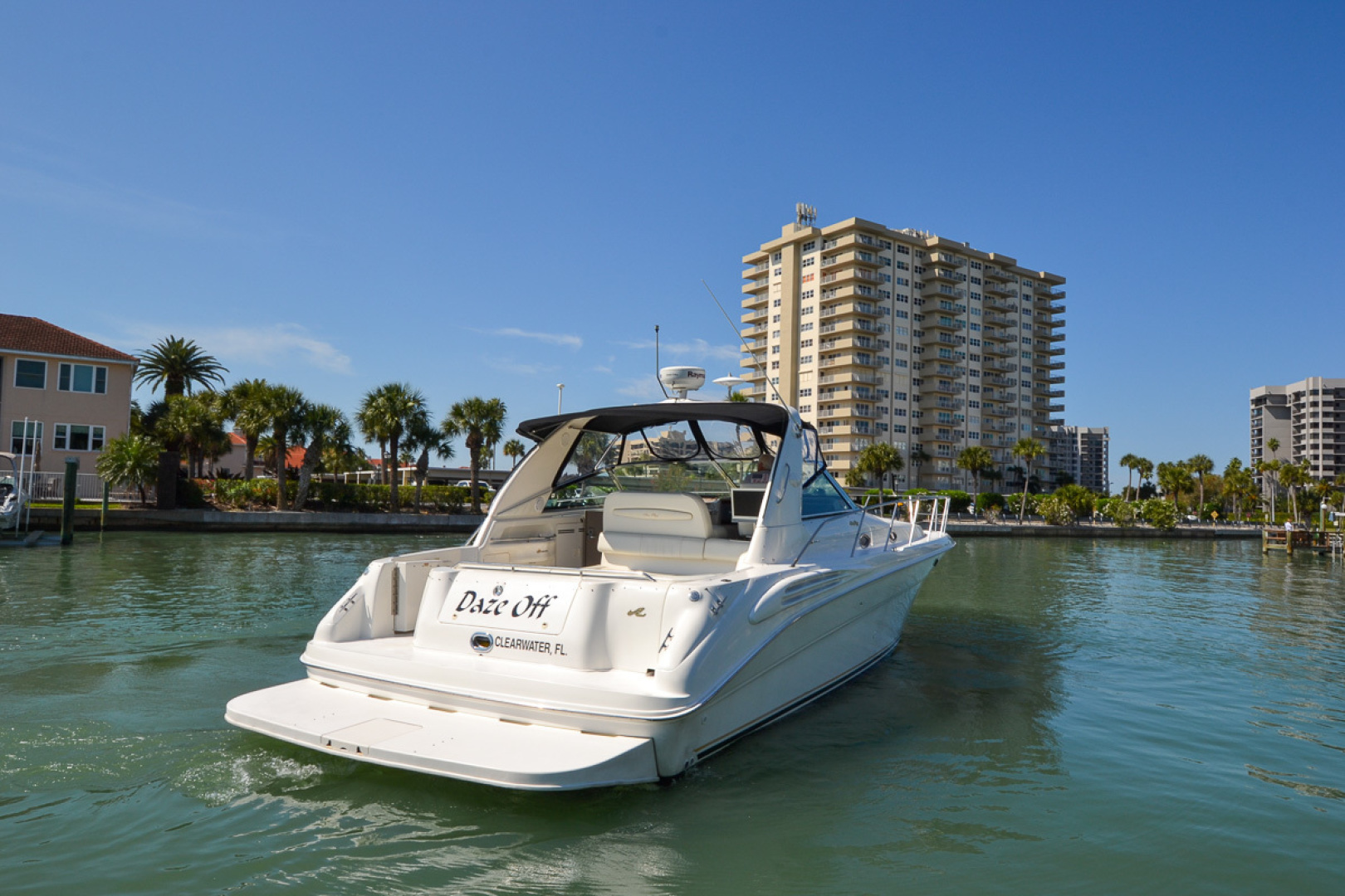 Sea Ray-400 Sundancer 1998-Daze Off Clearwater Beach-Florida-United States-1371536 | Thumbnail