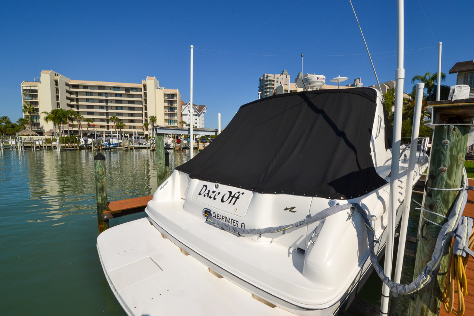 Sea Ray-400 Sundancer 1998-Daze Off Clearwater Beach-Florida-United States-1371498 | Thumbnail