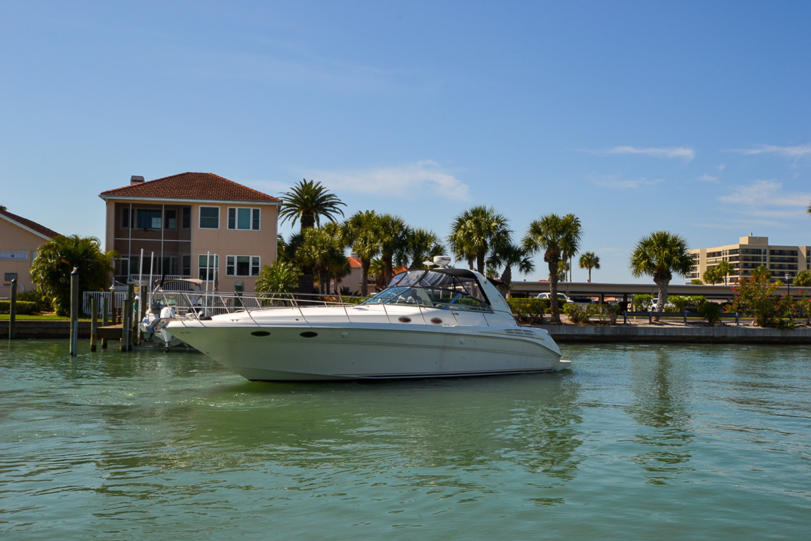 Sea Ray-400 Sundancer 1998-Daze Off Clearwater Beach-Florida-United States-1371525 | Thumbnail