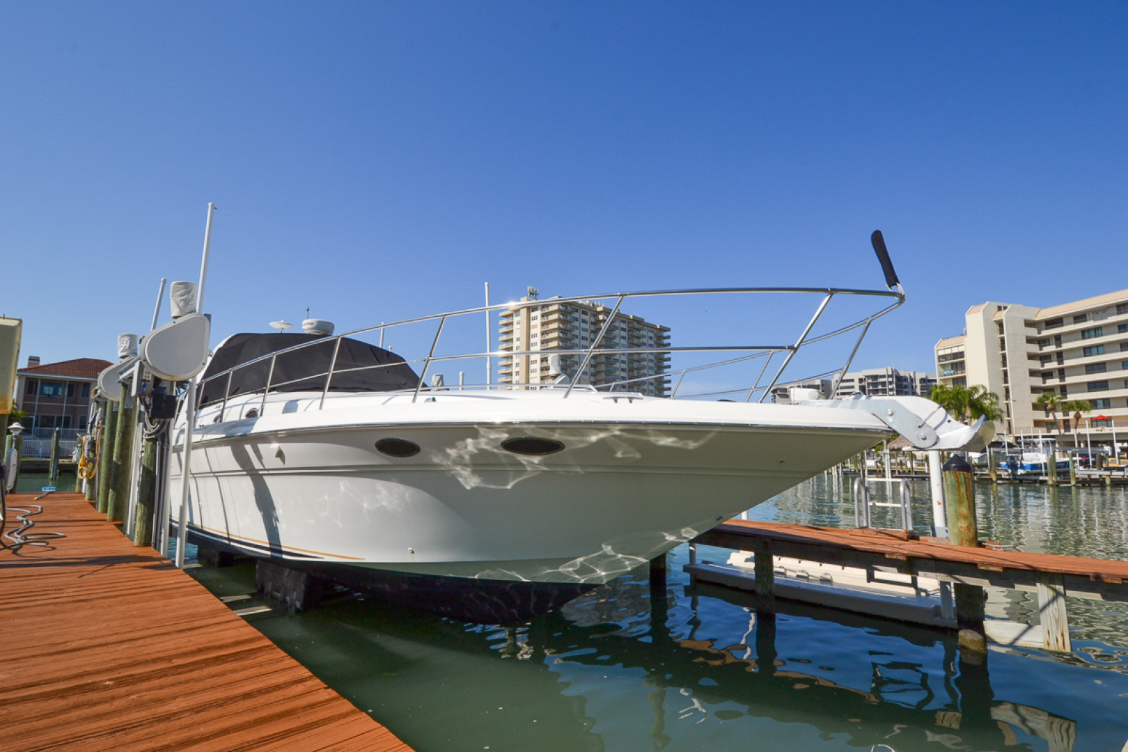 Sea Ray-400 Sundancer 1998-Daze Off Clearwater Beach-Florida-United States-1371499 | Thumbnail