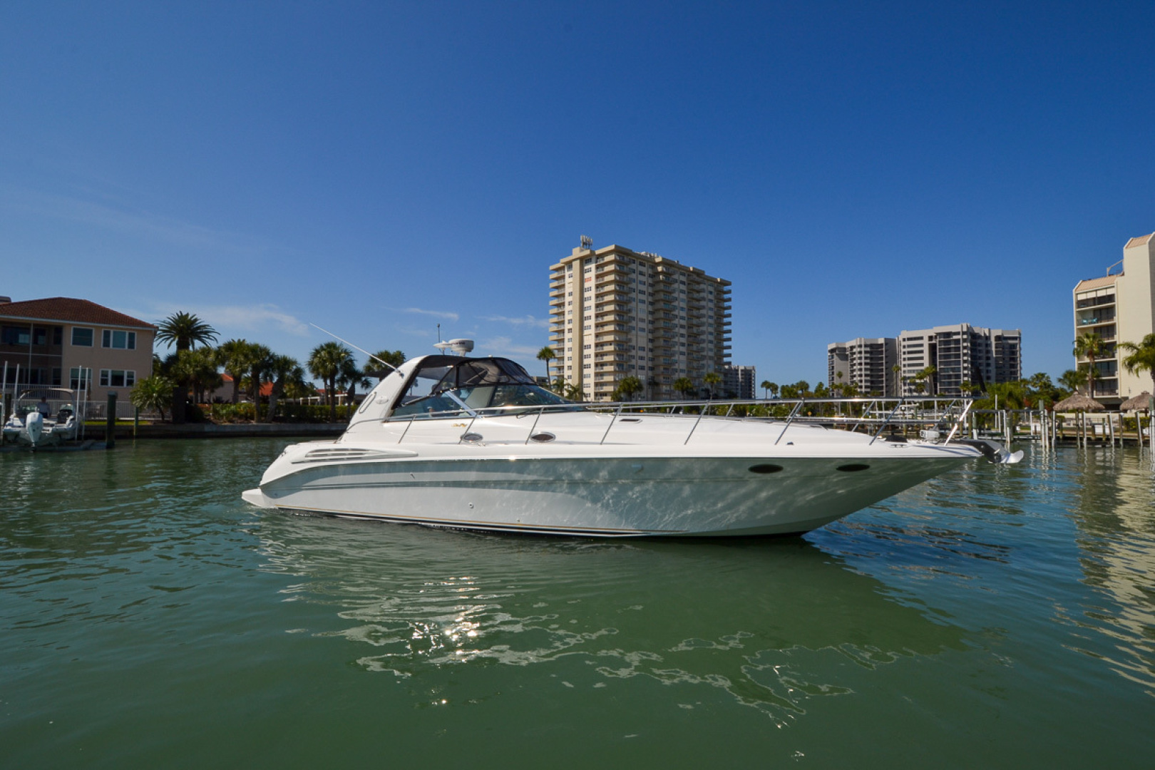 Sea Ray-400 Sundancer 1998-Daze Off Clearwater Beach-Florida-United States-1371531 | Thumbnail